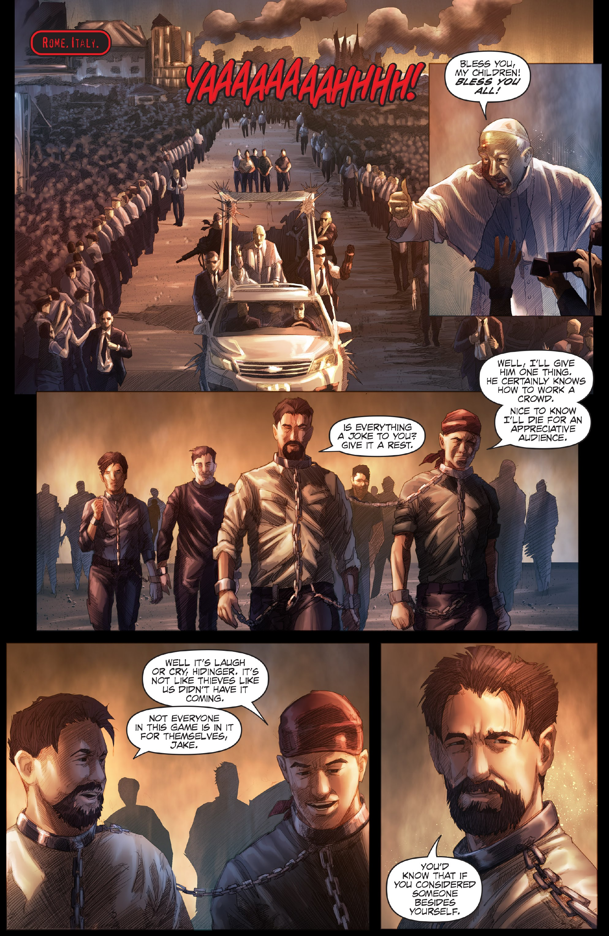 Afterburn: Crossfire 4 Page 2