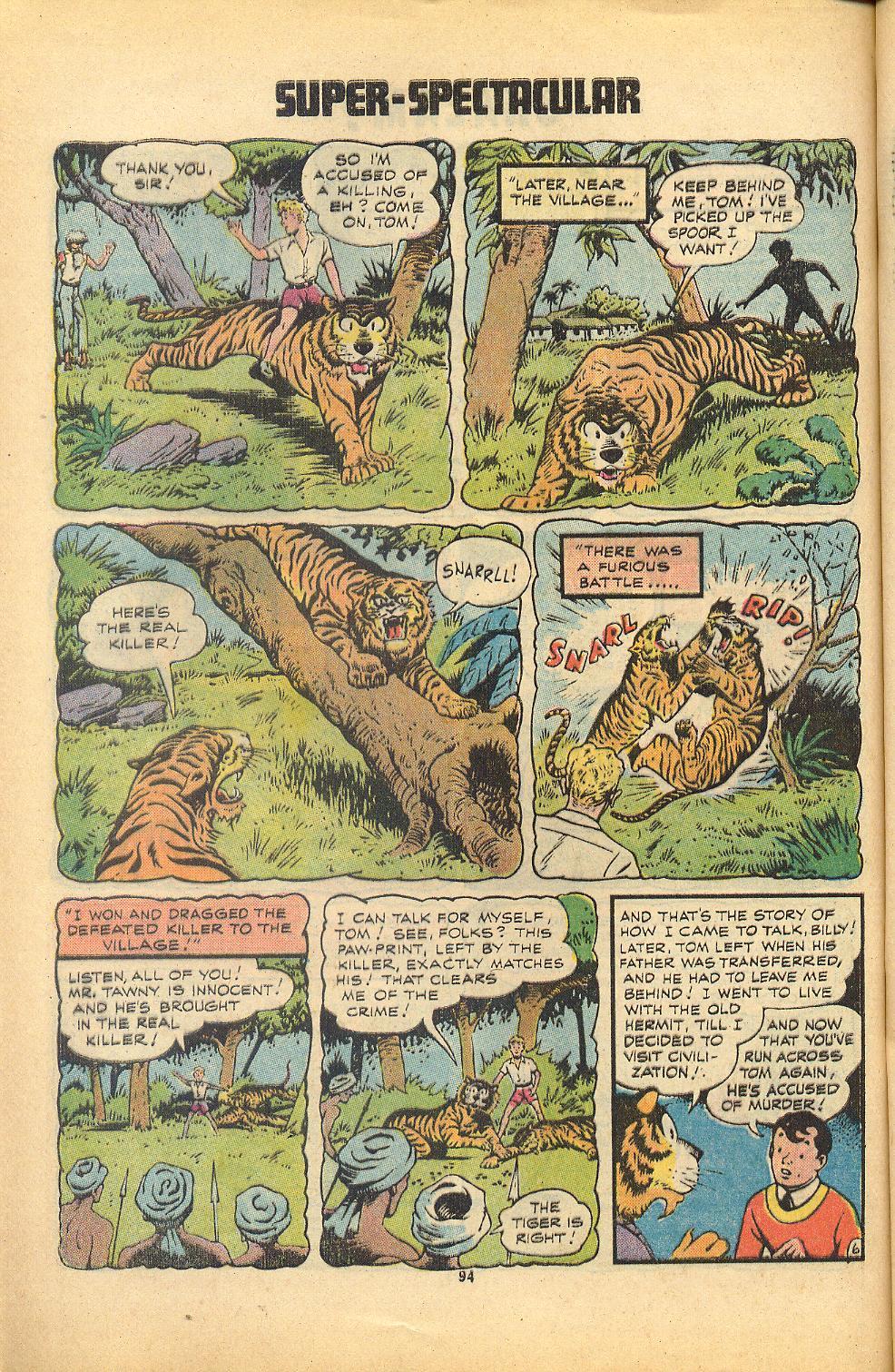 Read online Shazam! (1973) comic -  Issue #8 - 94