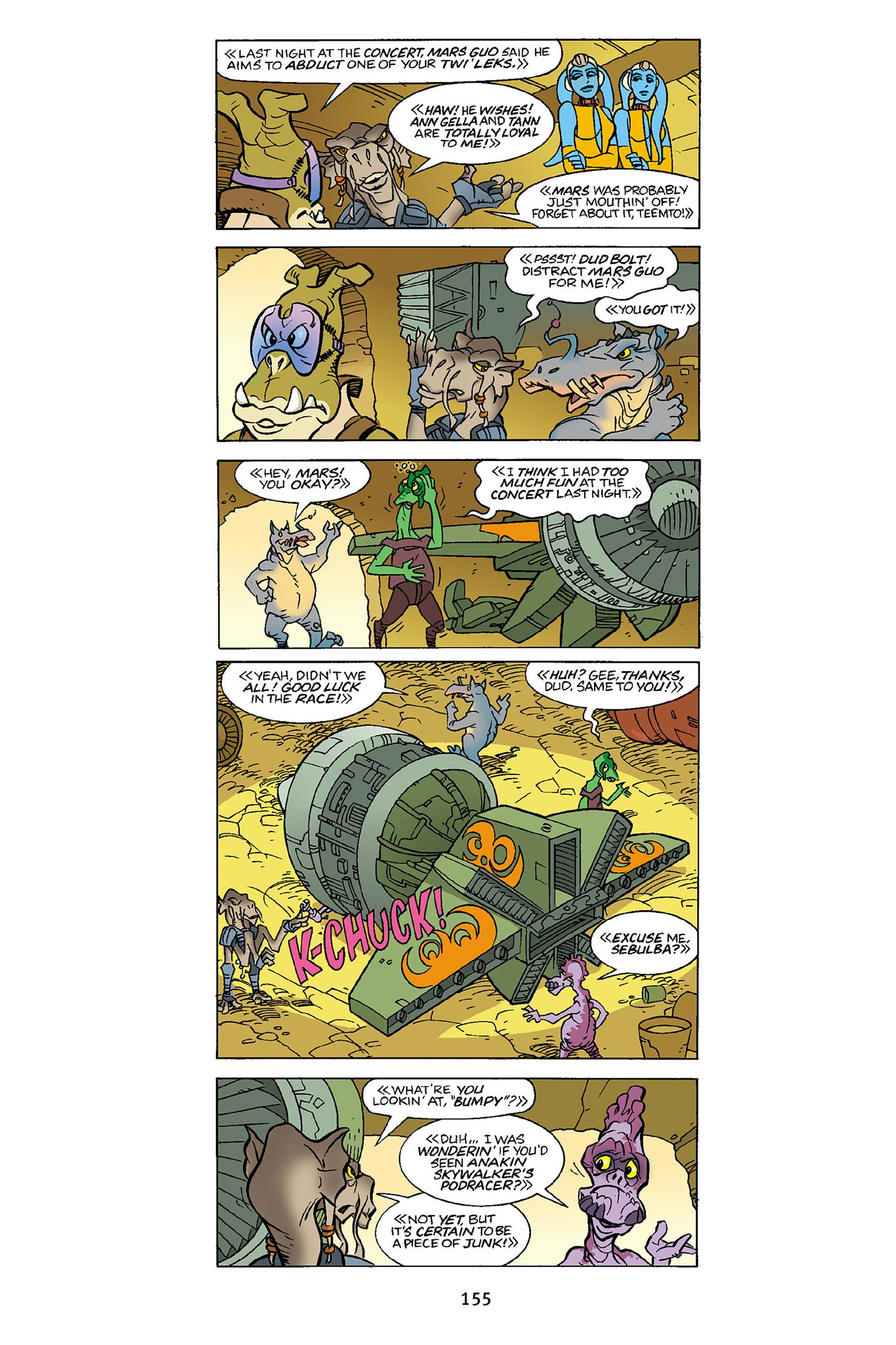 Read online Star Wars Omnibus comic -  Issue # Vol. 30 - 152