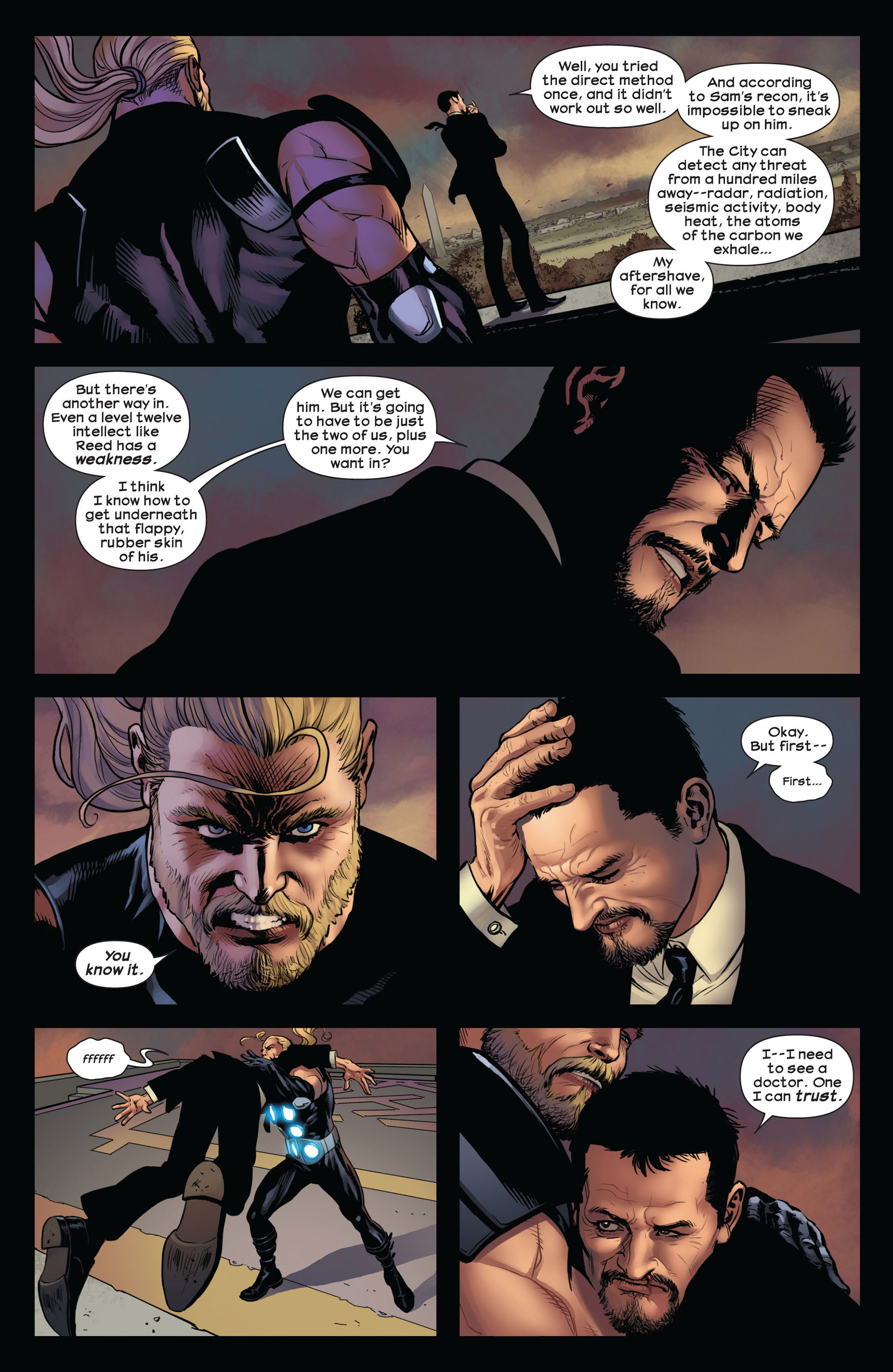 Read online Ultimate Comics Ultimates comic -  Issue #10 - 15