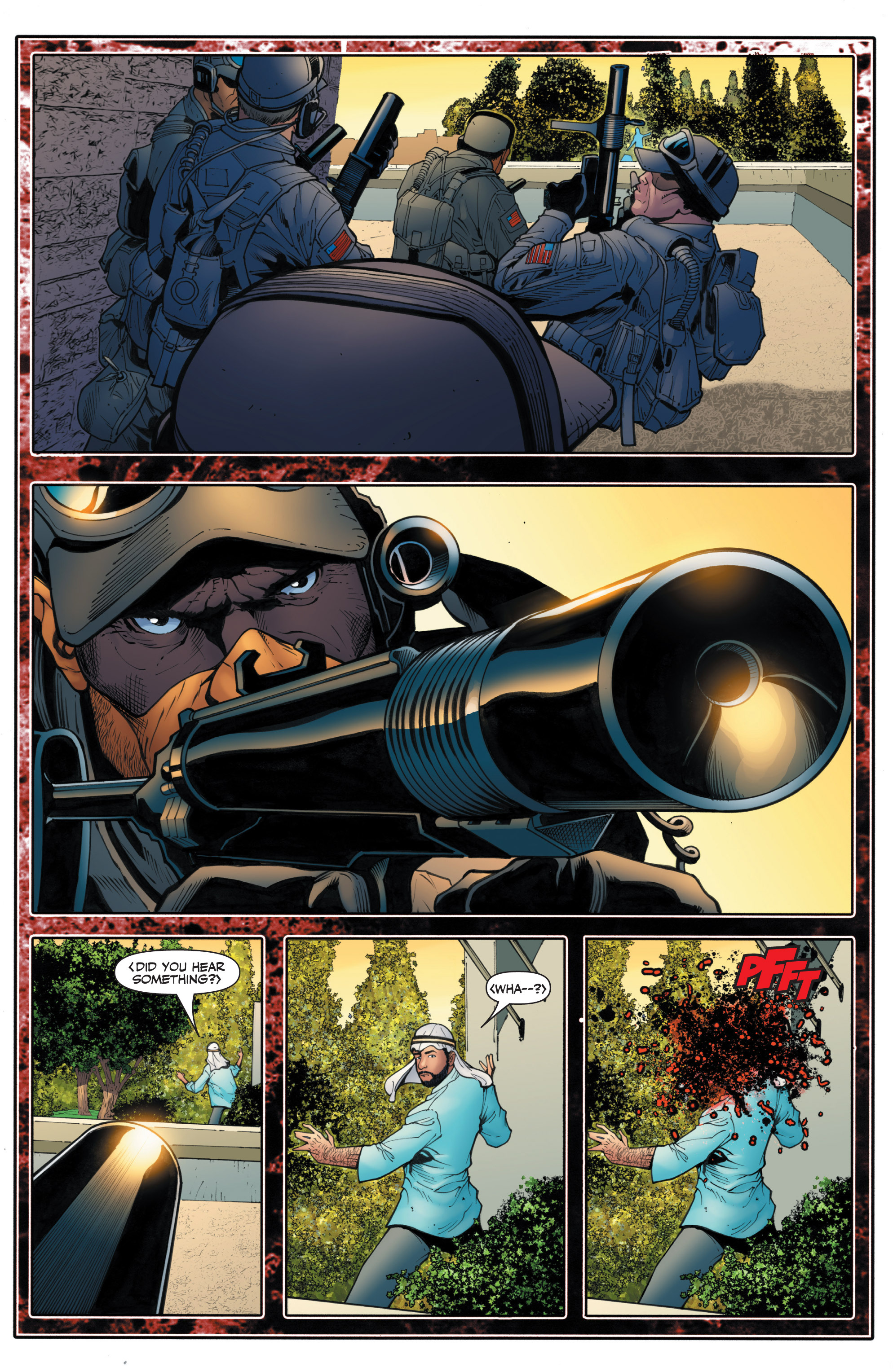 Read online Bloodshot and H.A.R.D.Corps comic -  Issue # TPB 4 - 108