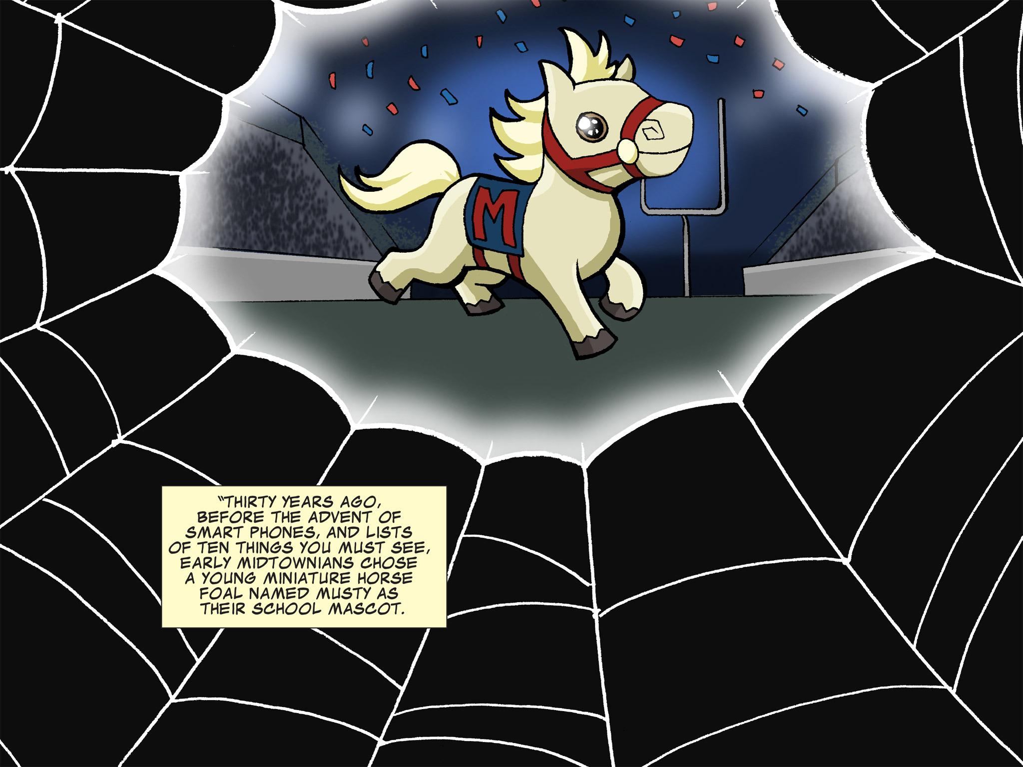 Read online Ultimate Spider-Man (Infinite Comics) (2015) comic -  Issue #21 - 23