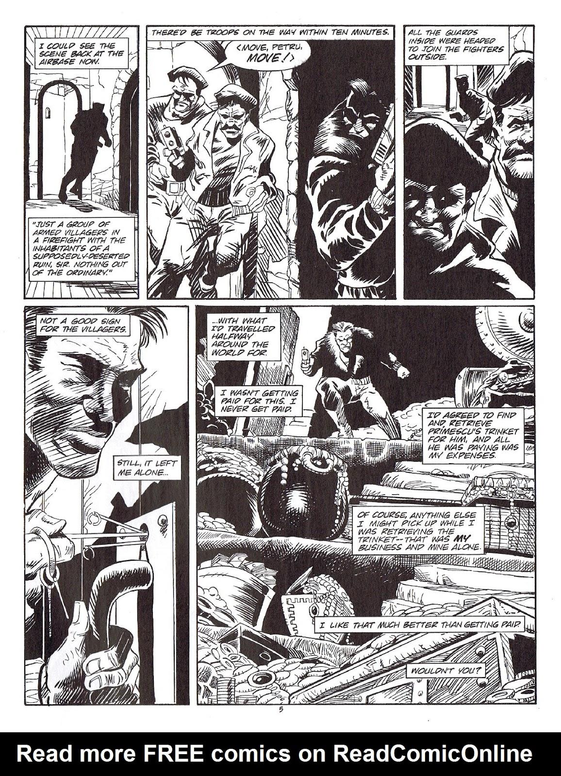 Read online Merchants of Death comic -  Issue #4 - 35