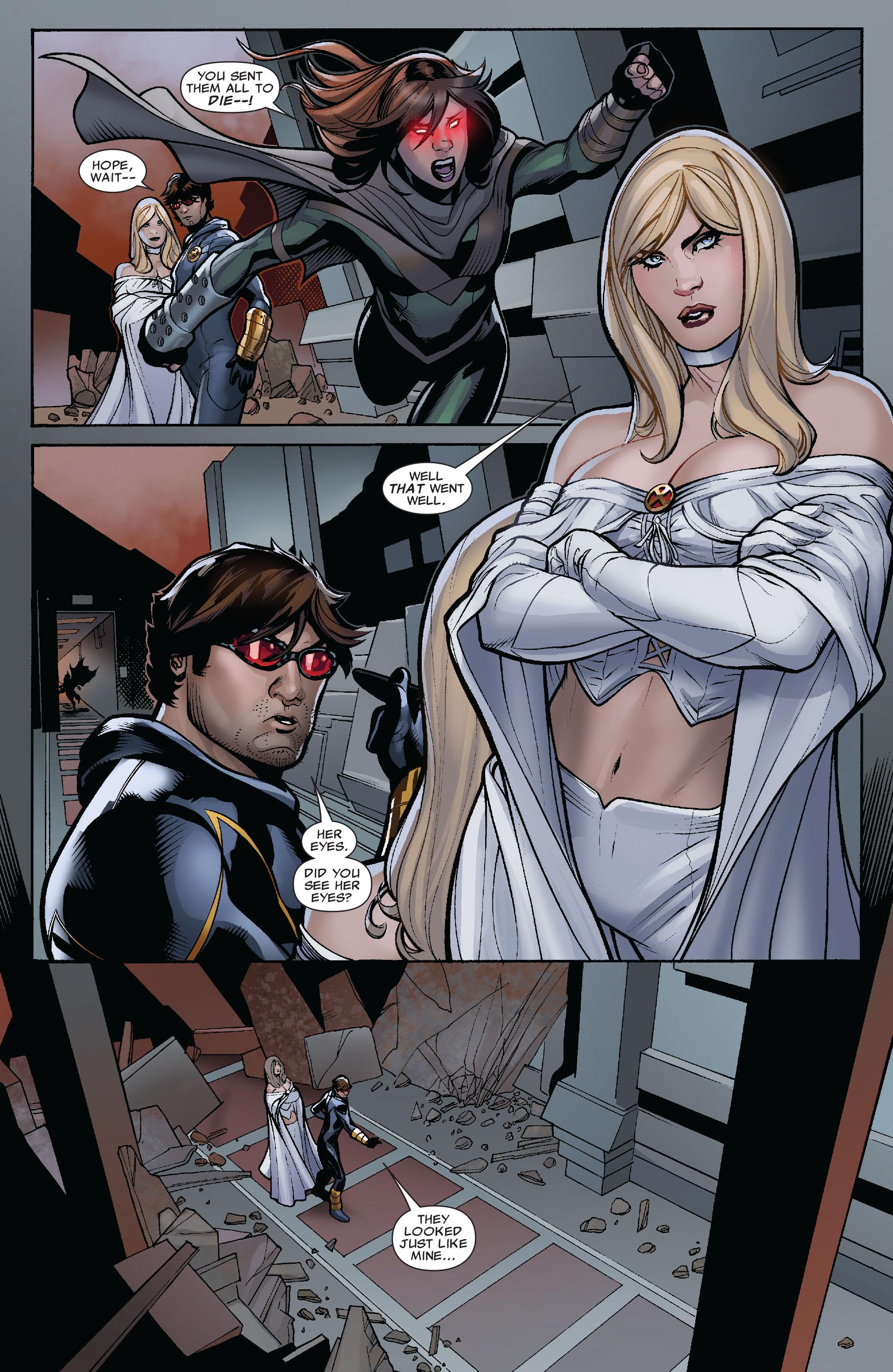 Read online Uncanny X-Men (1963) comic -  Issue #525 - 5