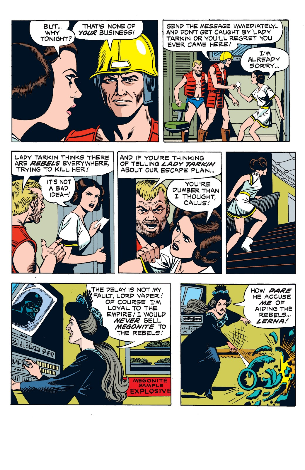 Read online Star Wars Legends: The Newspaper Strips - Epic Collection comic -  Issue # TPB (Part 2) - 59