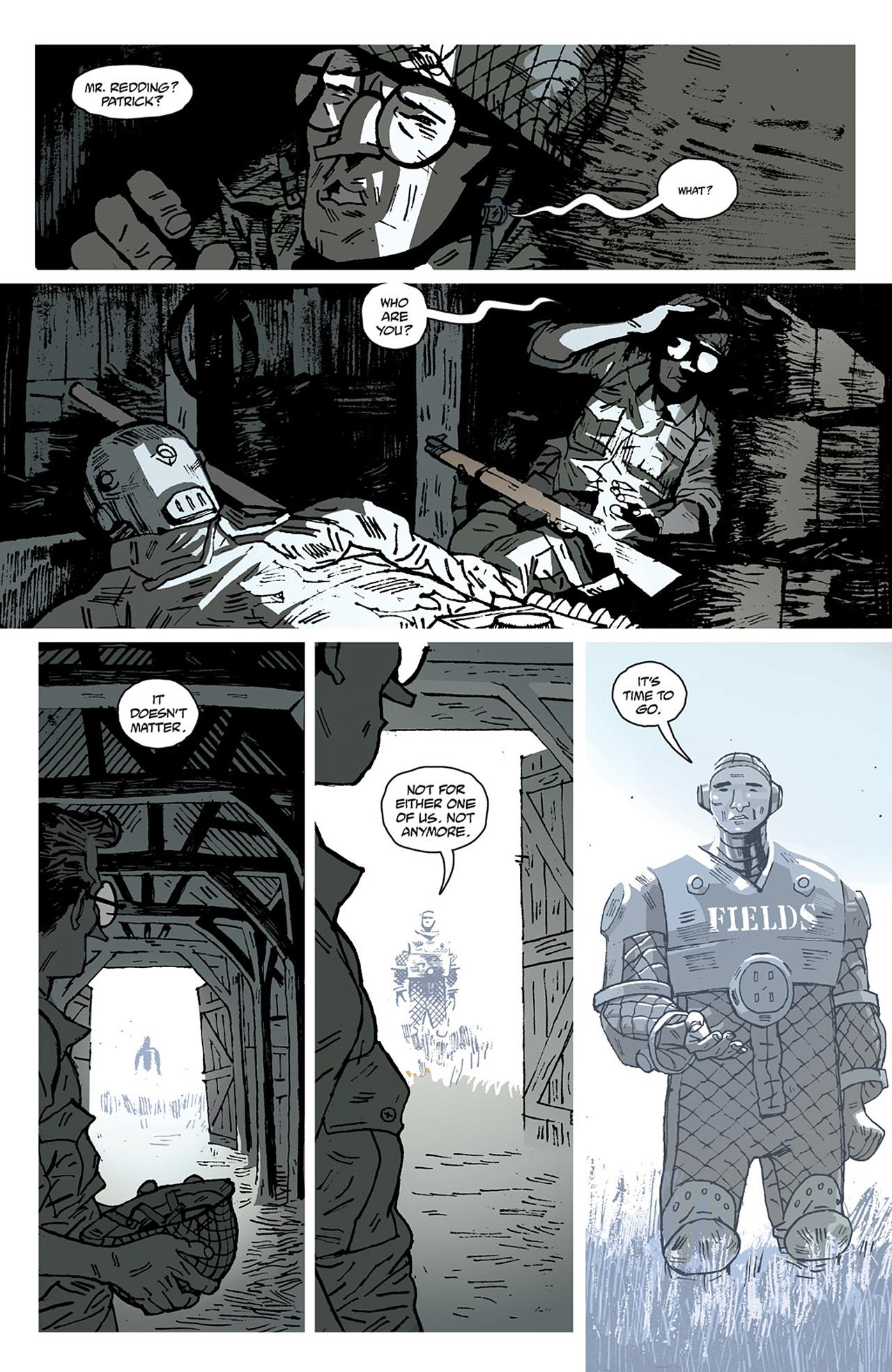 Read online Sledgehammer 44 comic -  Issue #2 - 12