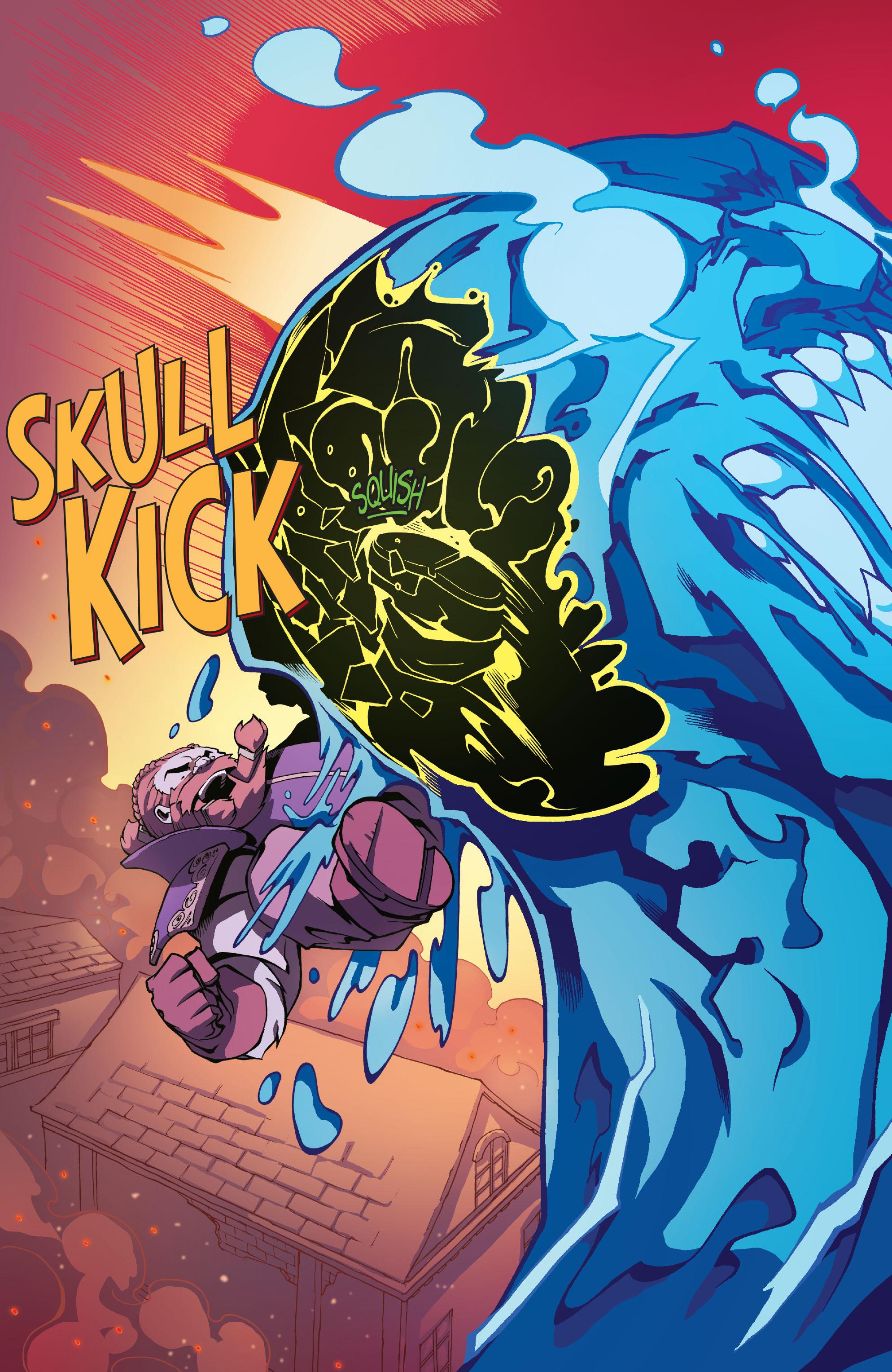 Read online Skullkickers comic -  Issue #5 - 17