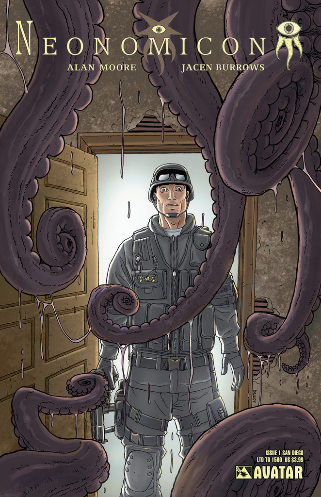 Read online Alan Moore's Neonomicon comic -  Issue #1 - 7