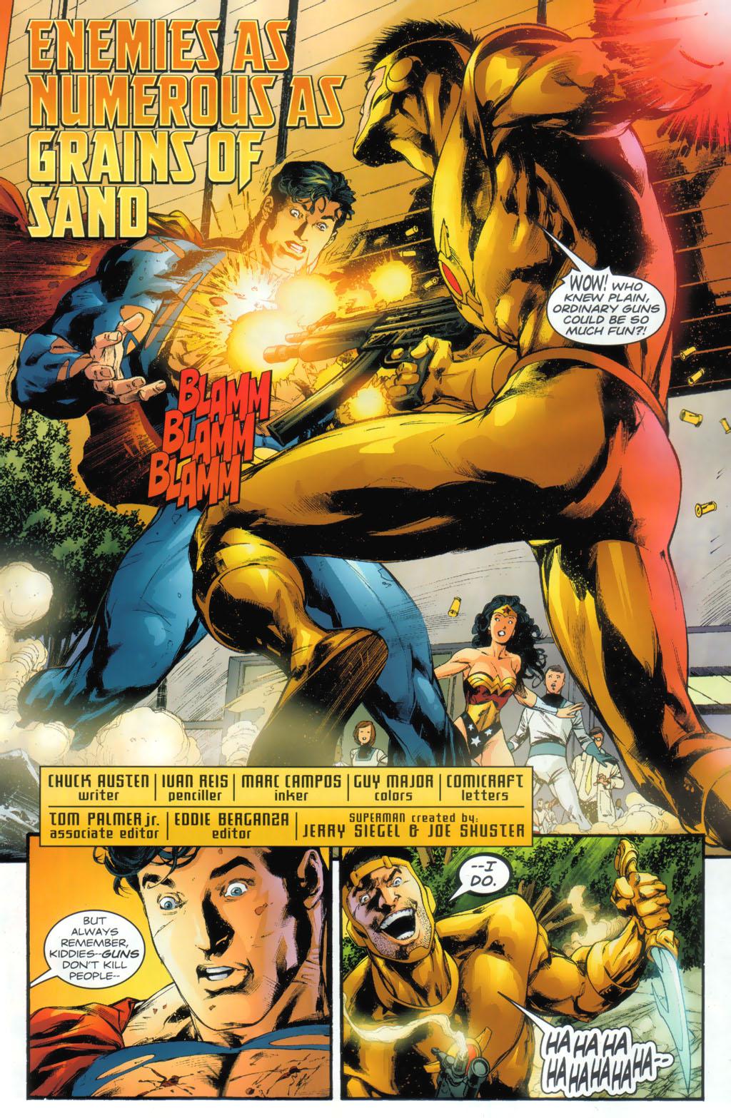 Action Comics (1938) 818 Page 1