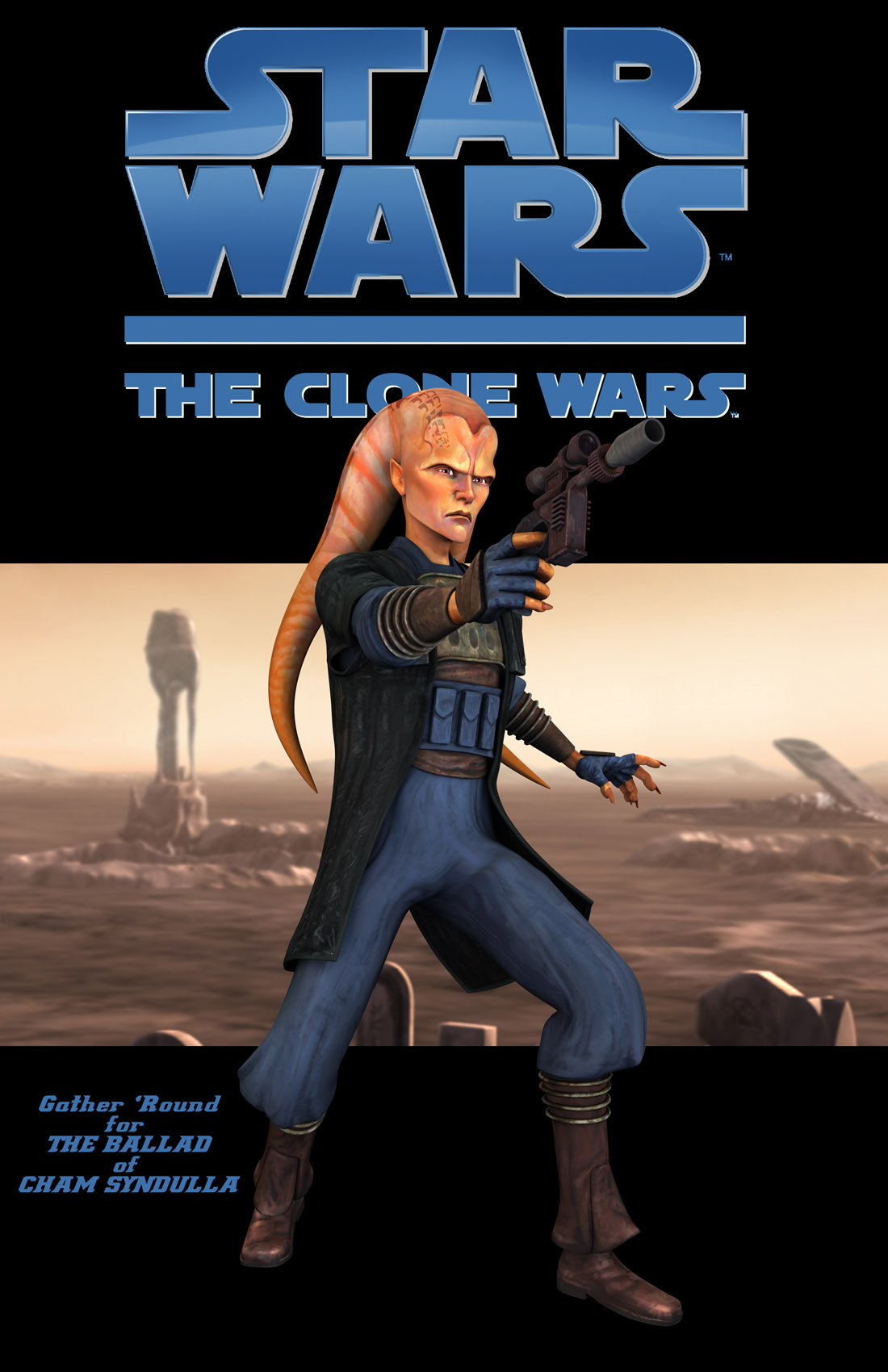 Read online Star Wars: Tales From The Clone Wars comic -  Issue # TPB - 136