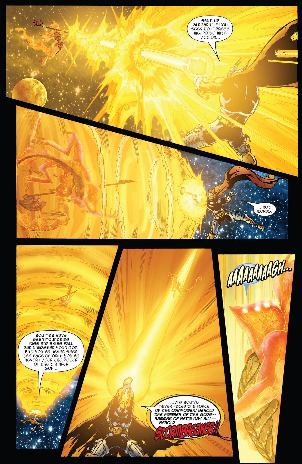 Read online Thor: Ragnaroks comic -  Issue # TPB (Part 4) - 11