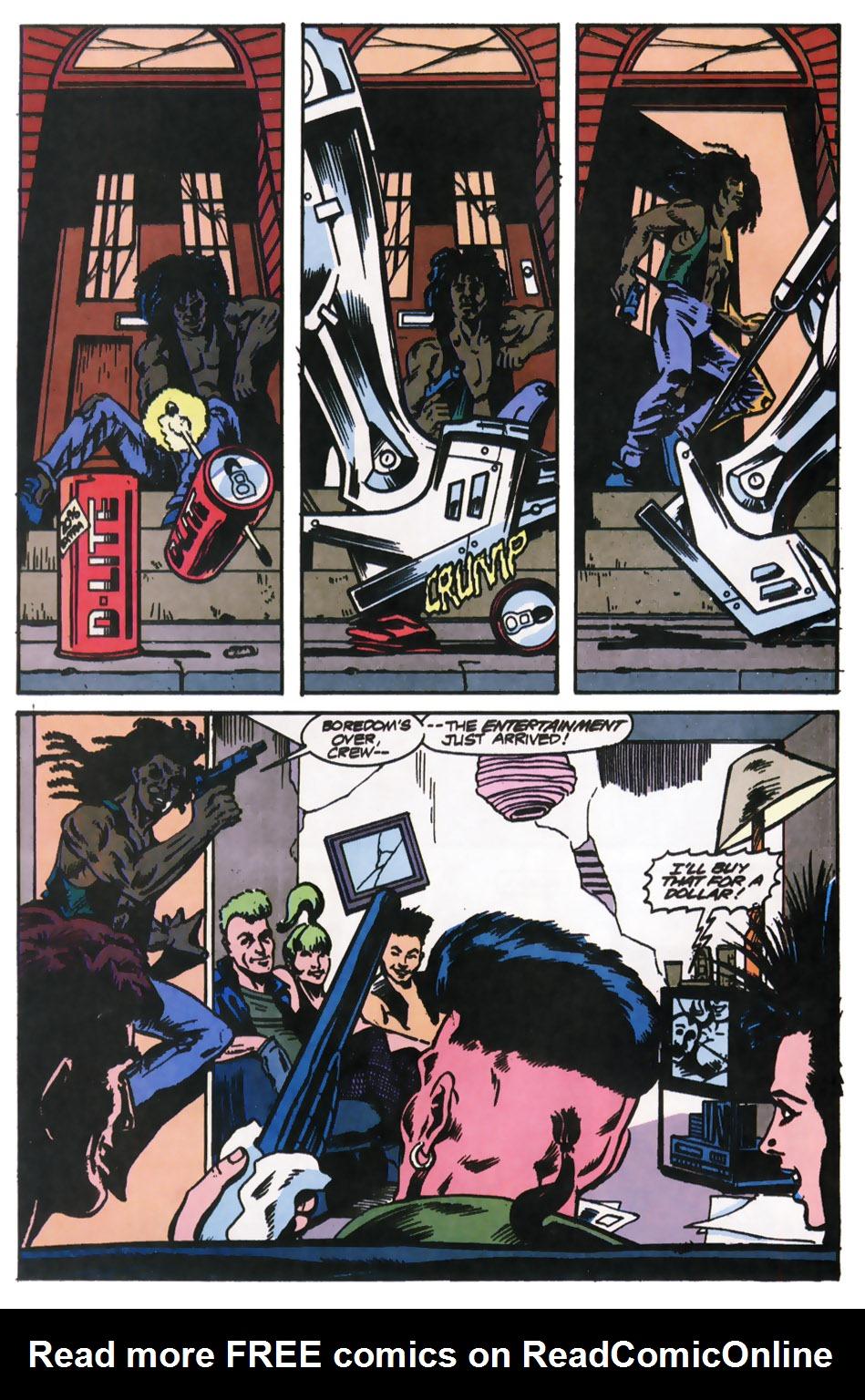 Read online Robocop (1990) comic -  Issue #12 - 16