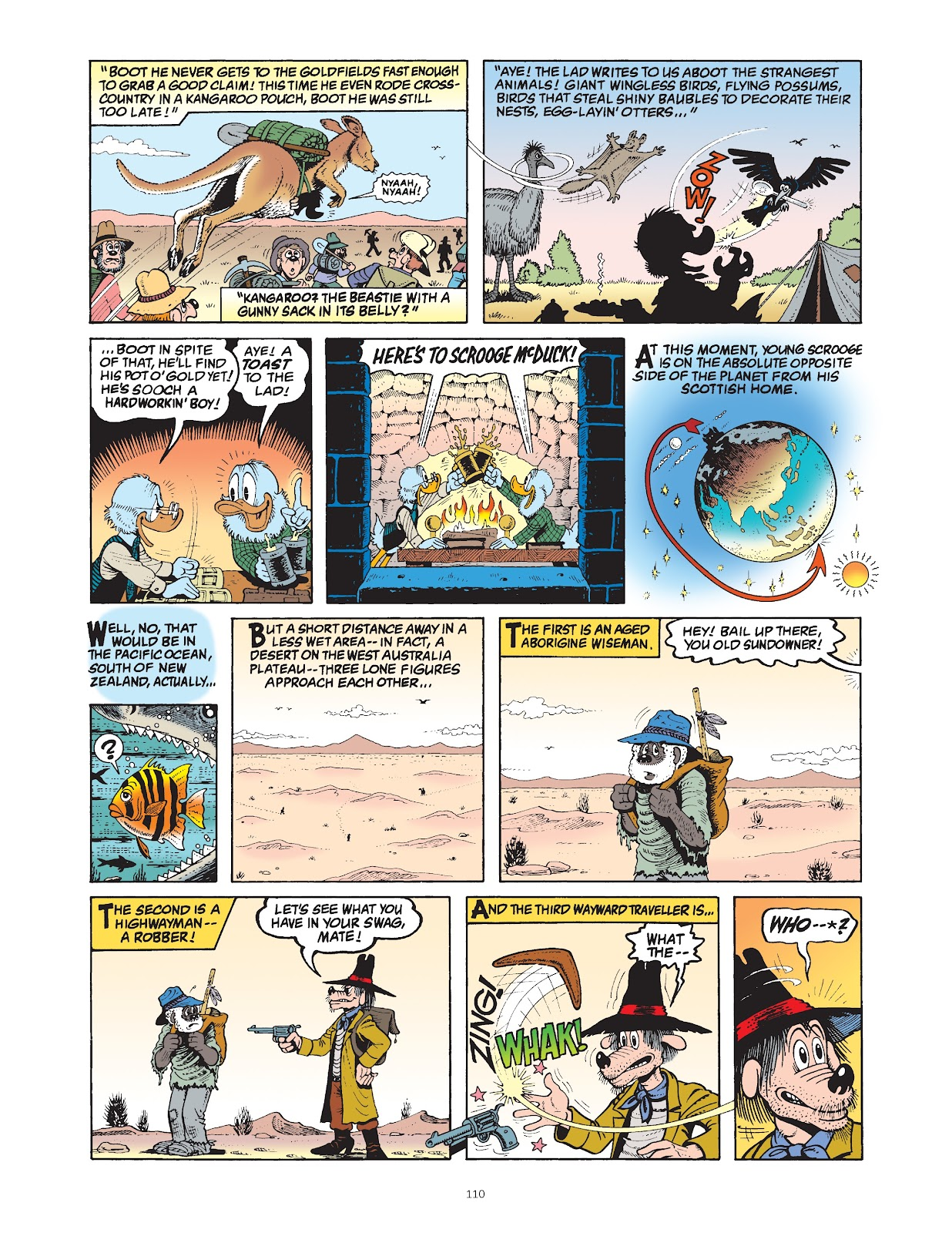 Read online The Complete Life and Times of Scrooge McDuck comic -  Issue # TPB 1 (Part 2) - 10