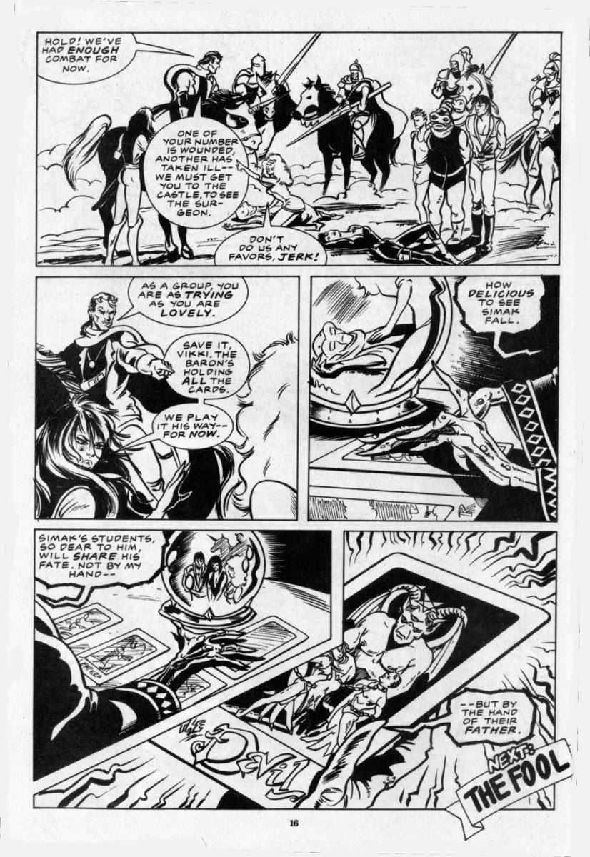 Ex-Mutants: The Shattered Earth Chronicles issue 6 - Page 17