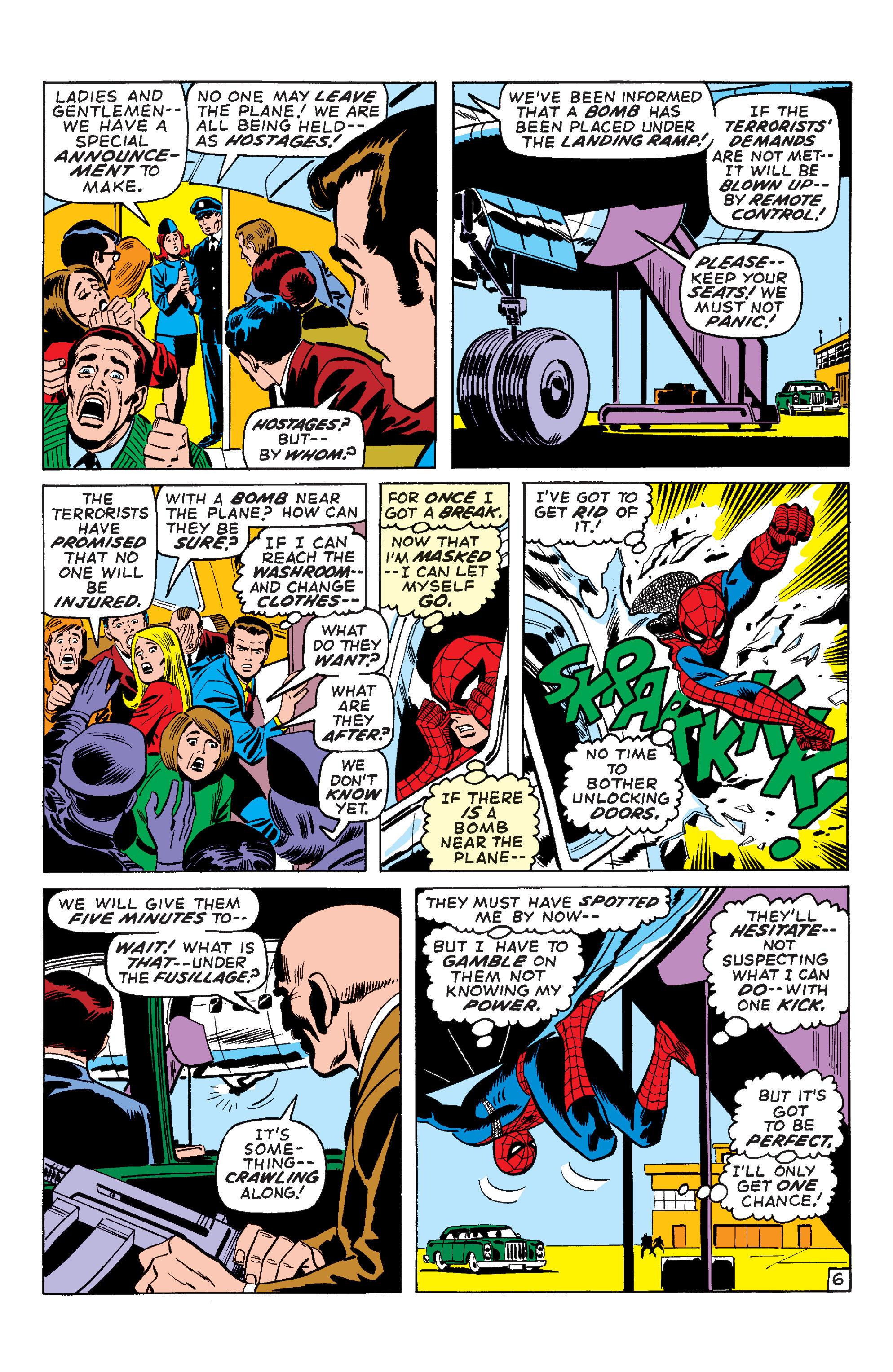 The Amazing Spider-Man (1963) 95 Page 6