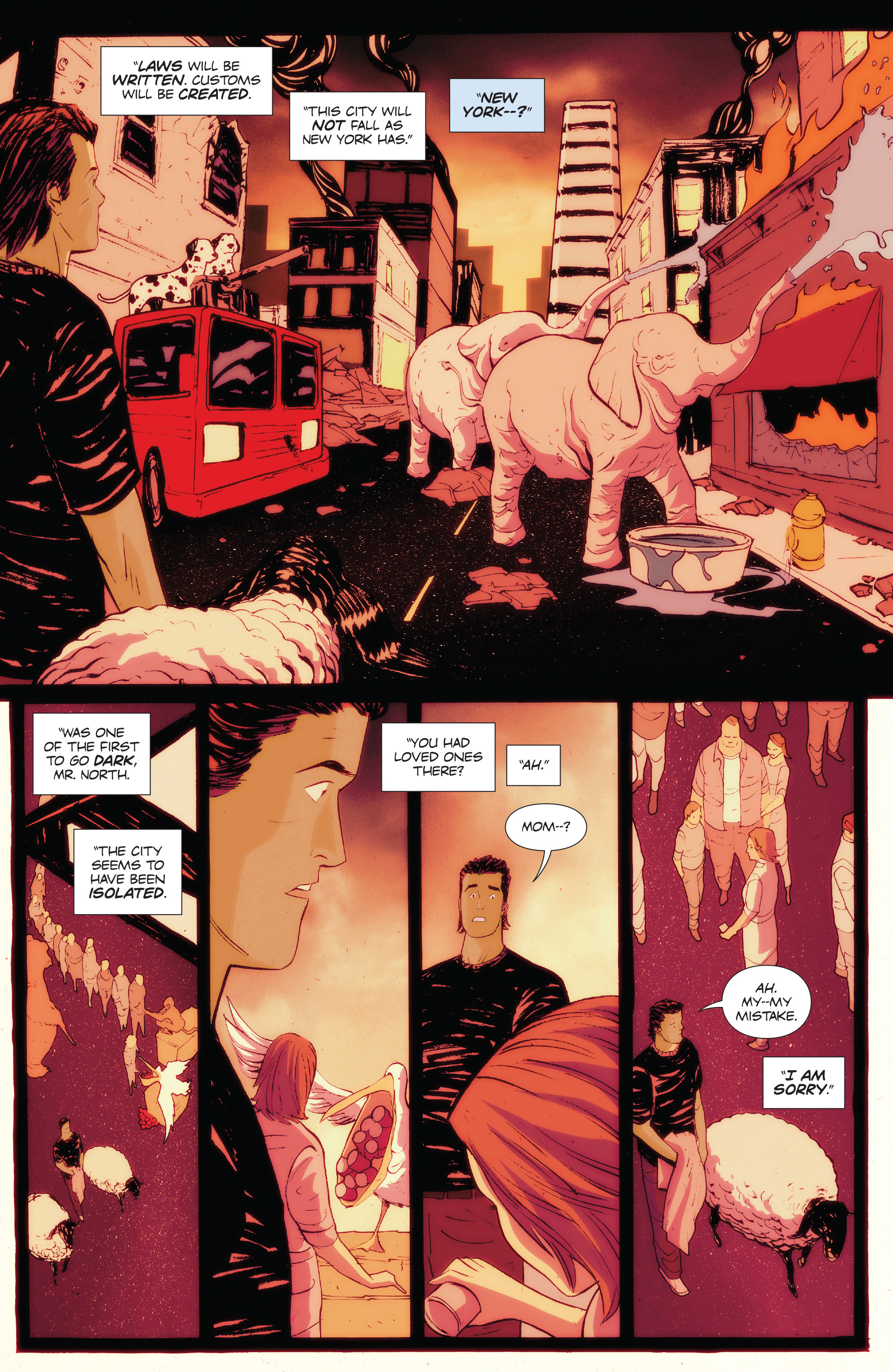 Read online Animosity: The Rise comic -  Issue #Animosity: The Rise Full - 14