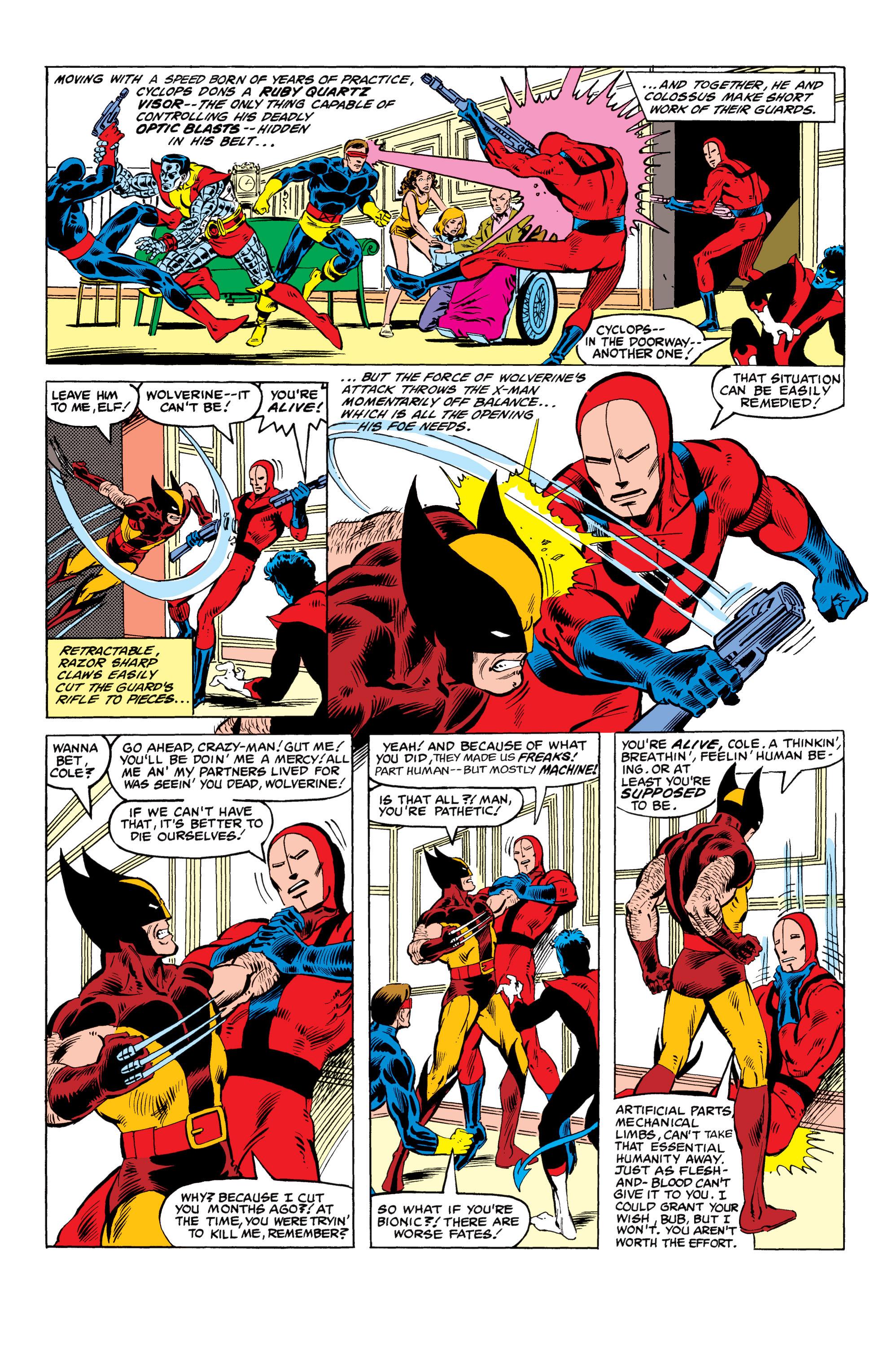 Read online Uncanny X-Men (1963) comic -  Issue #152 - 17