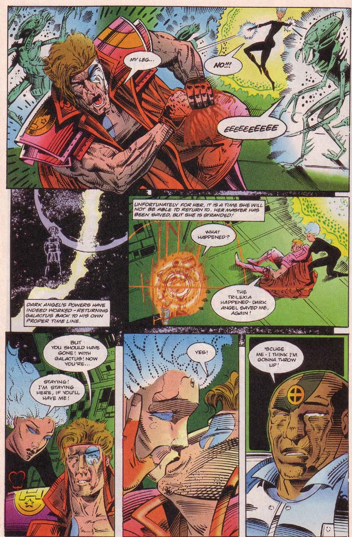 Read online Cyberspace 3000 comic -  Issue #5 - 20