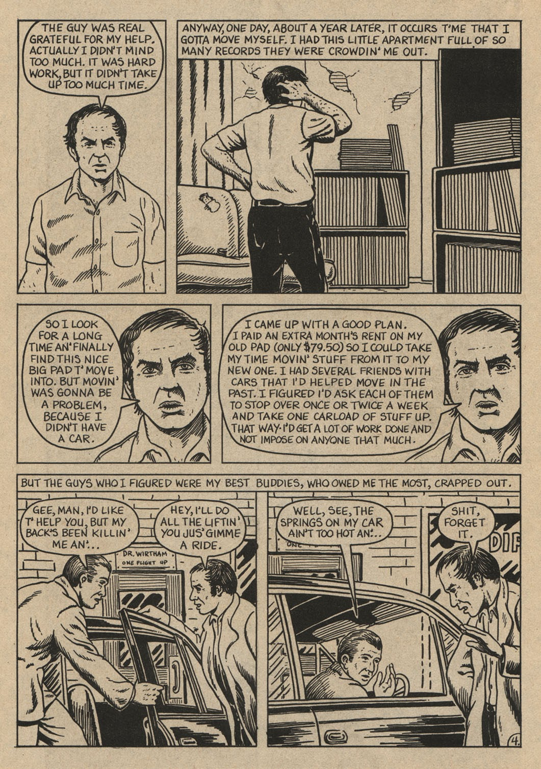 American Splendor (1976) issue 6 - Page 33