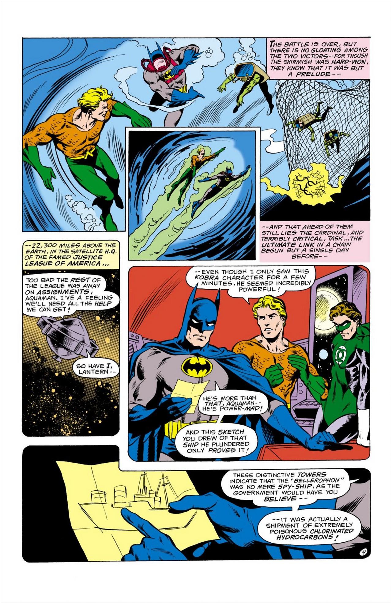 Read online Aquaman (1962) comic -  Issue #61 - 5