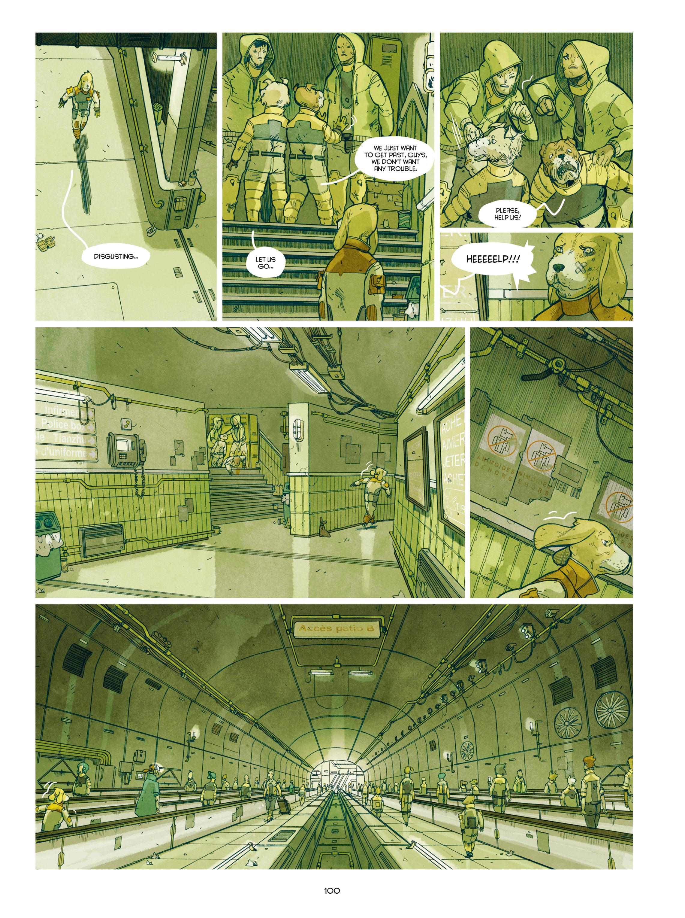 Read online Shangri-La comic -  Issue # Full - 101