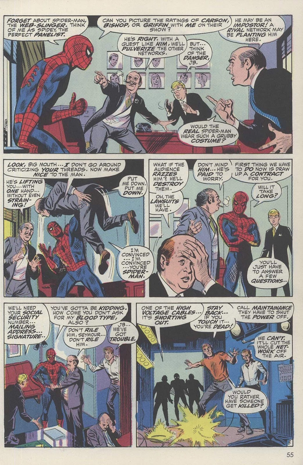 The Amazing Spider-Man (1979) issue TPB - Page 57