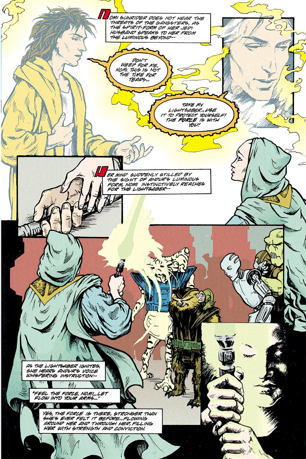 Read online Star Wars Omnibus comic -  Issue # Vol. 4 - 318