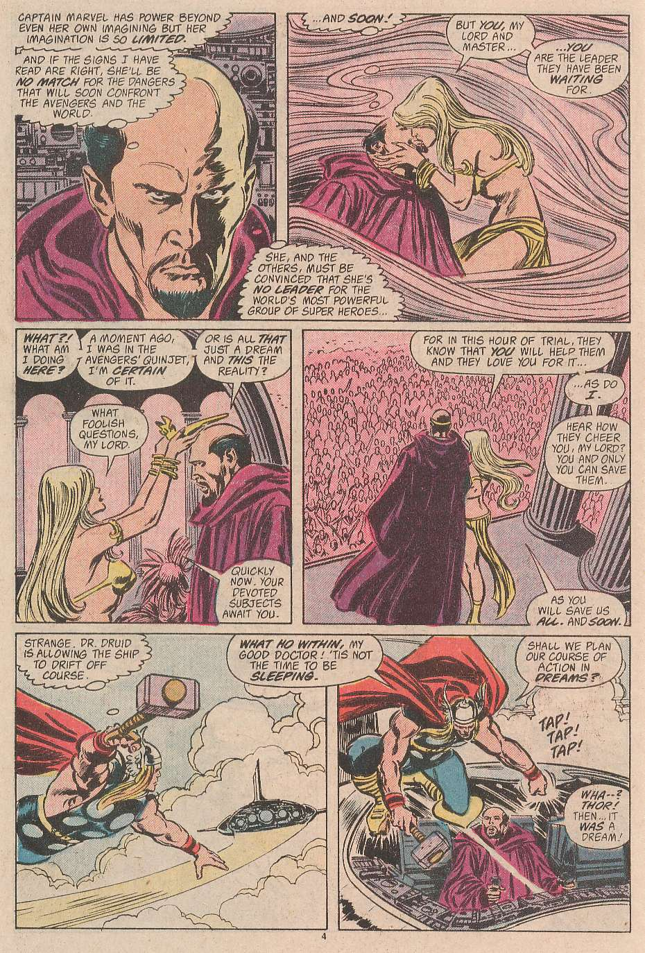 The Avengers (1963) 292 Page 4