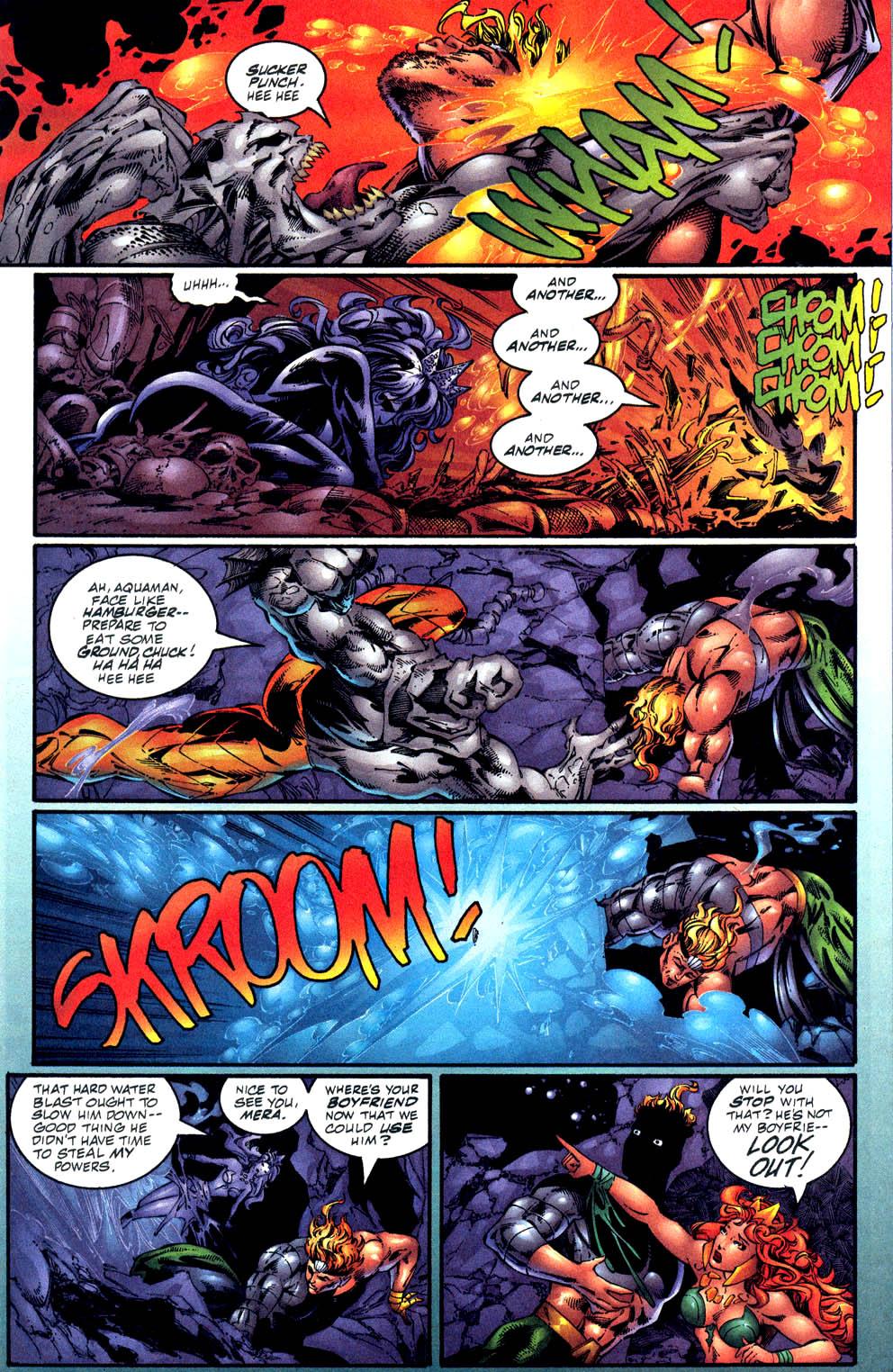Read online Aquaman (1994) comic -  Issue #57 - 10