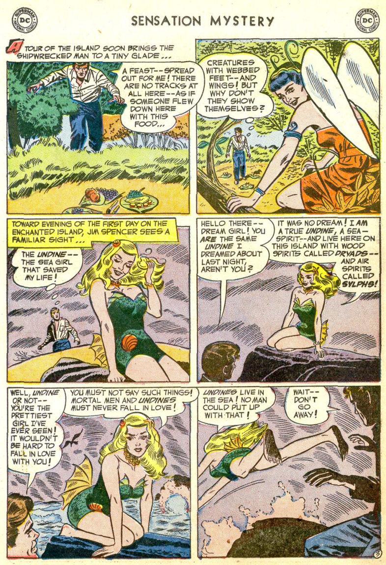 Read online Sensation (Mystery) Comics comic -  Issue #113 - 15