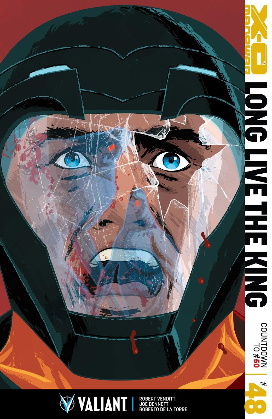 X-O Manowar (2012) 48 Page 1