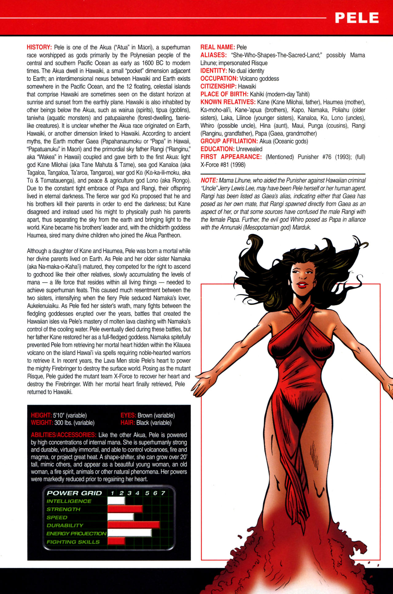 Read online All-New Official Handbook of the Marvel Universe A to Z: Update comic -  Issue #4 - 31