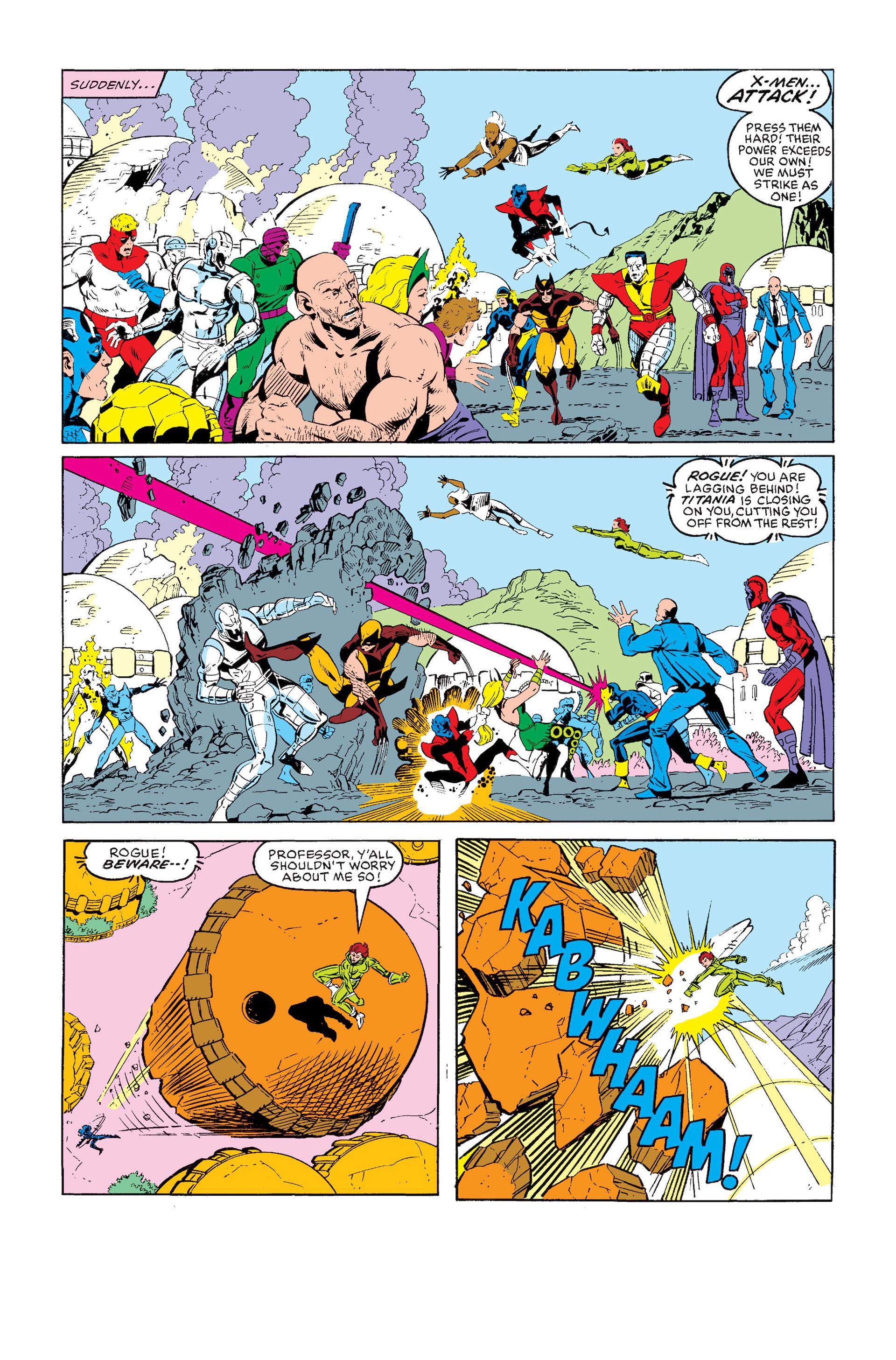 Read online Secret Wars (1985) comic -  Issue #5 - 20