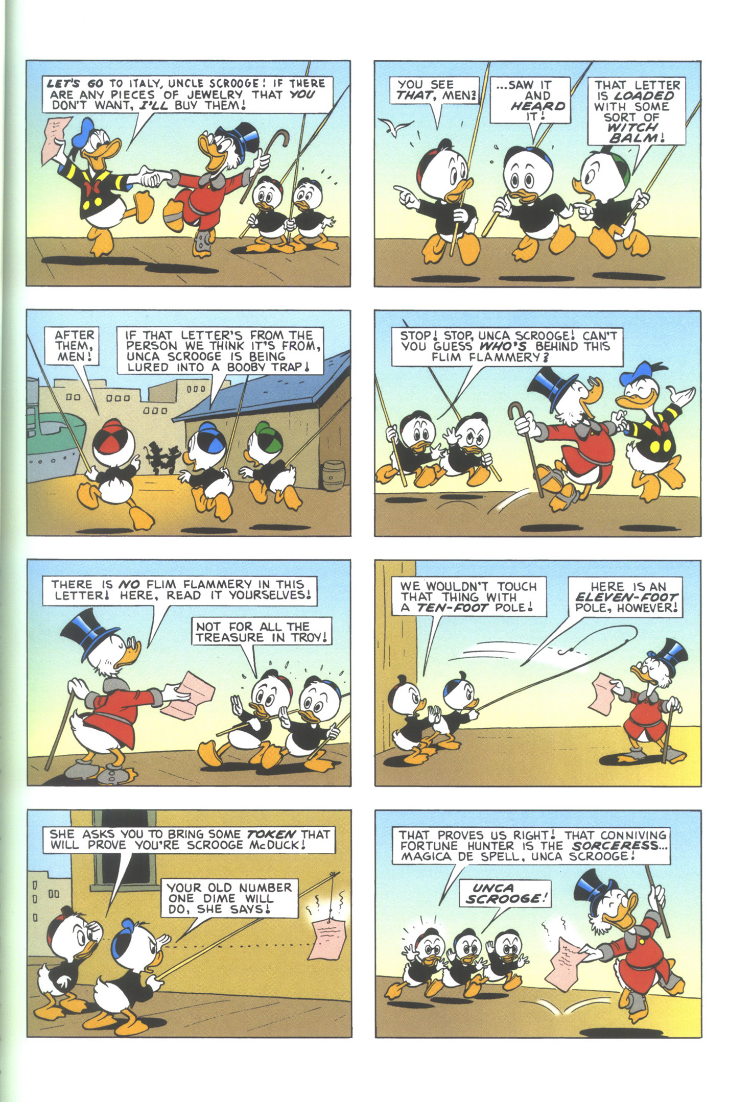 Read online Uncle Scrooge (1953) comic -  Issue #361 - 5