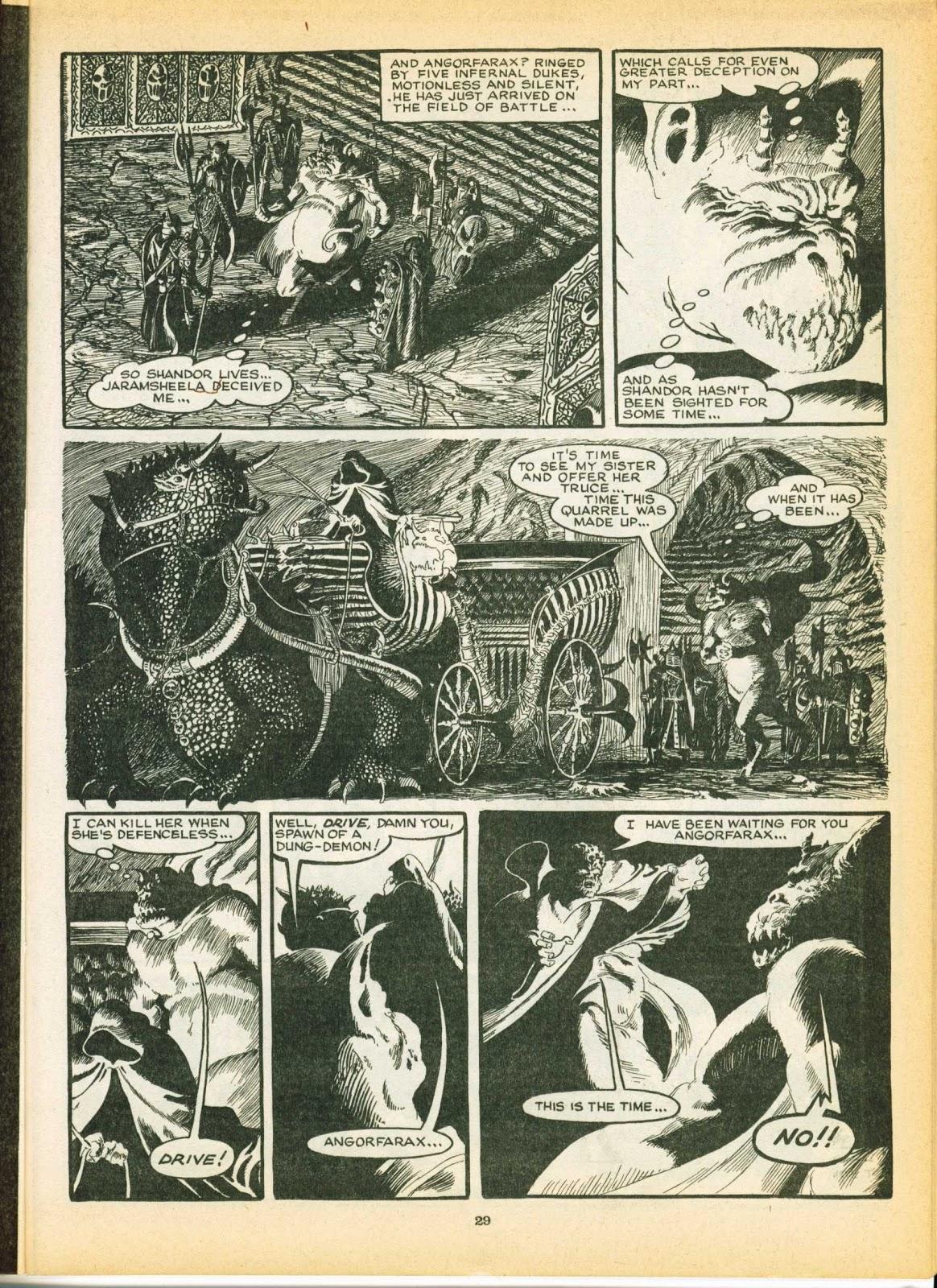 Warrior Issue #8 #9 - English 29