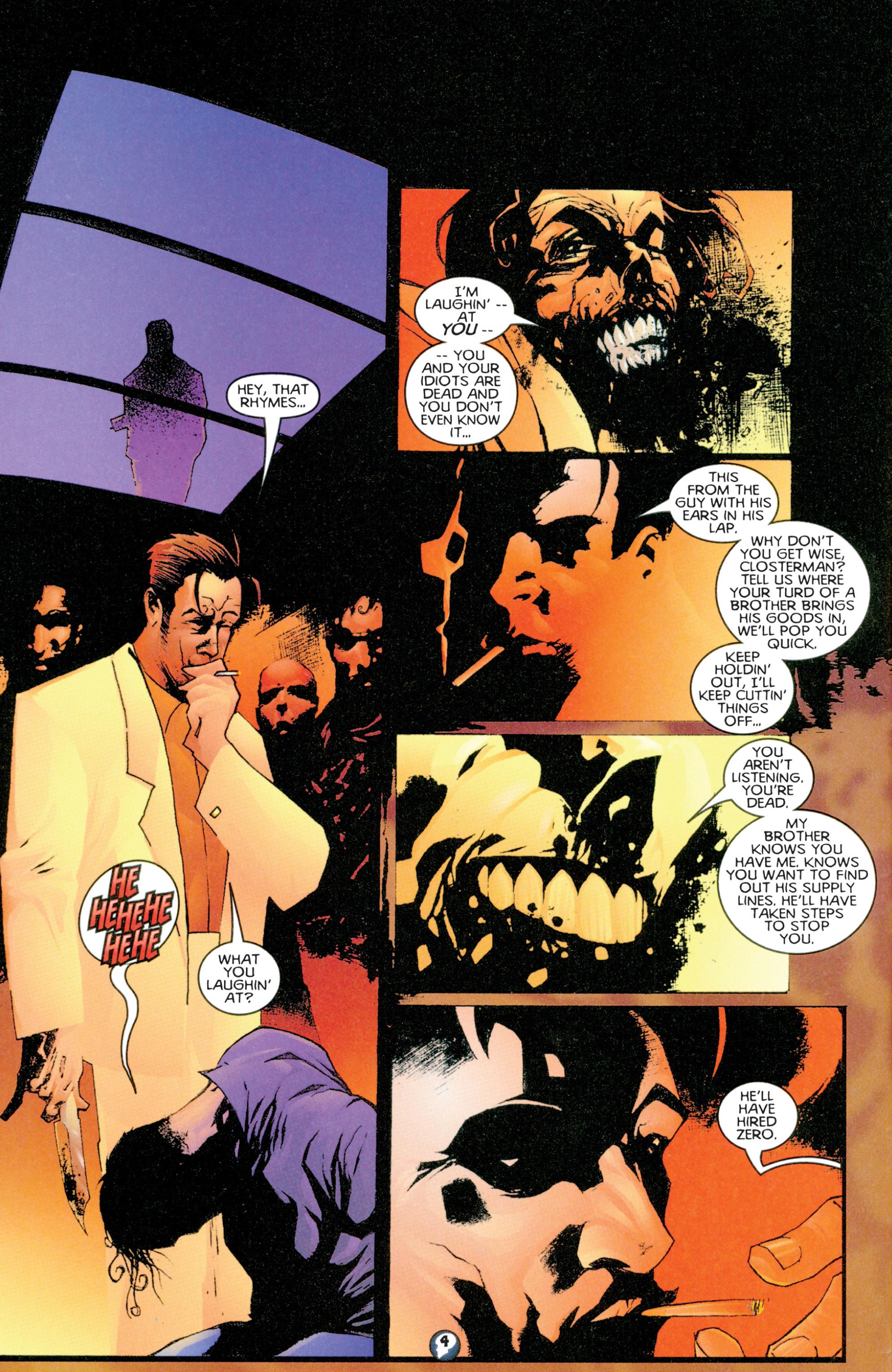 Read online Shadowman (1997) comic -  Issue #1 - 5
