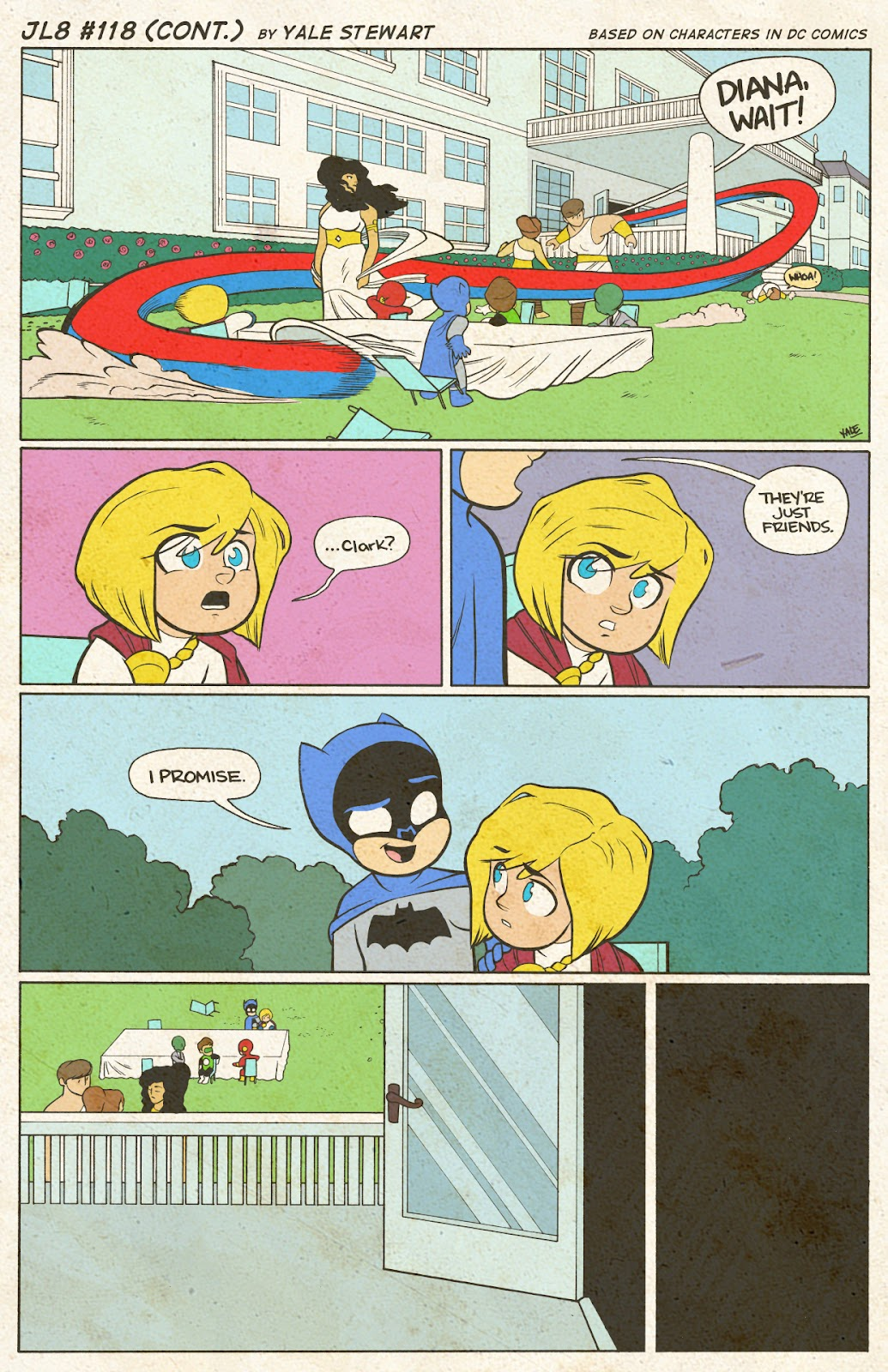Read online JL8 – The Complete Collection comic -  Issue # TPB (Part 1) - 60