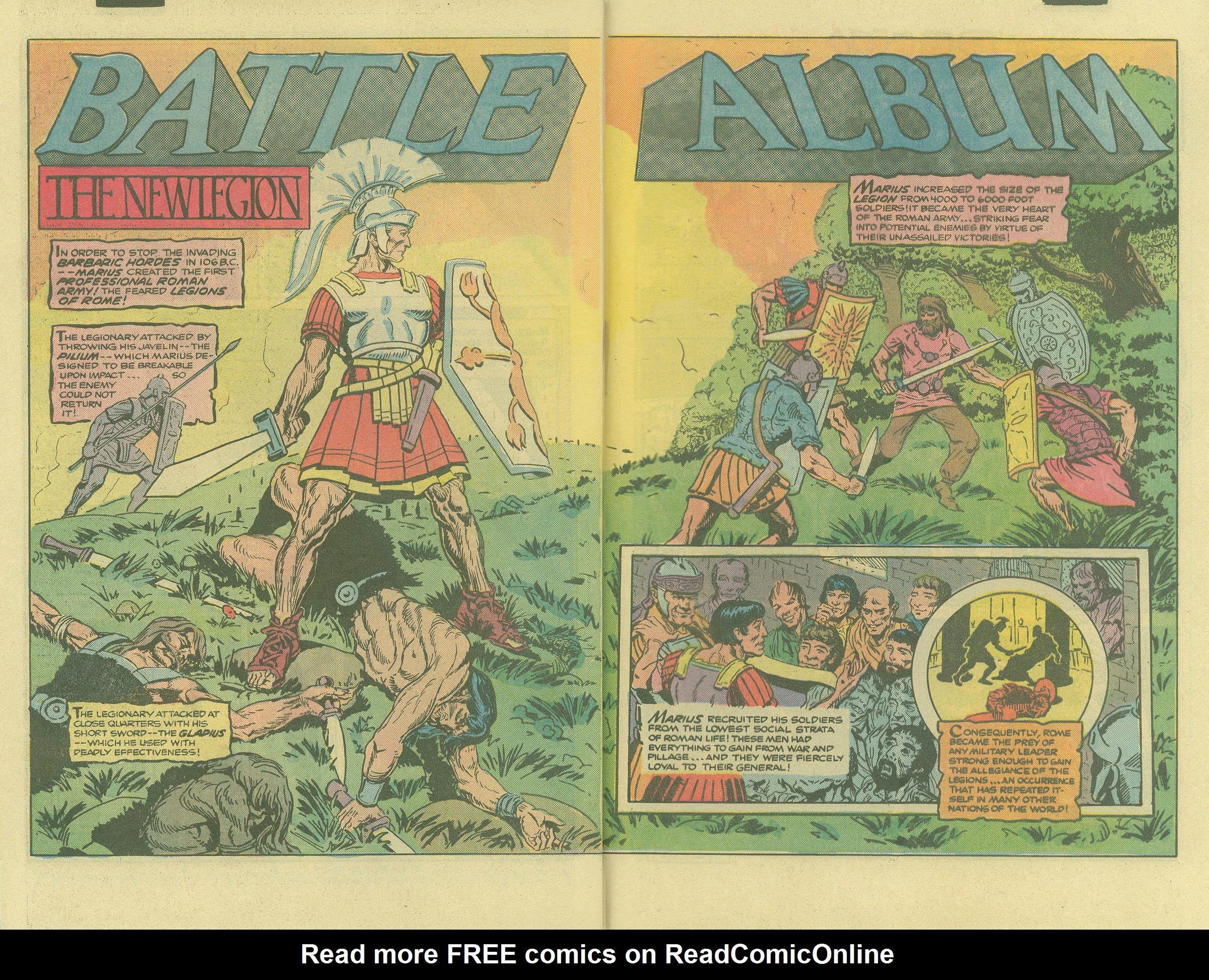 Read online Sgt. Rock comic -  Issue #402 - 31