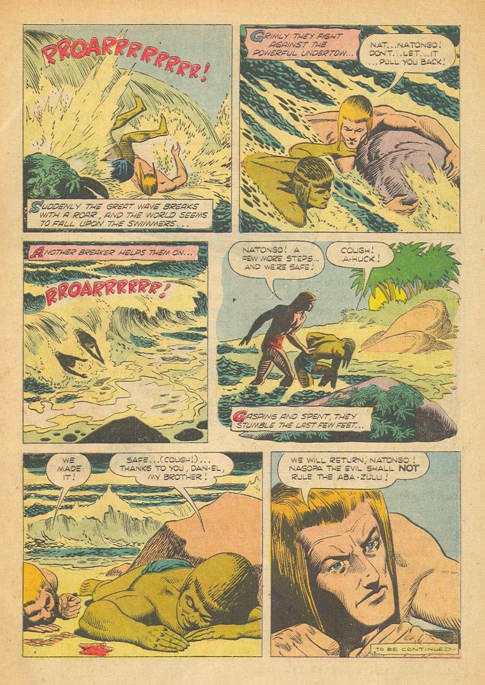 Tarzan (1948) issue 57 - Page 49