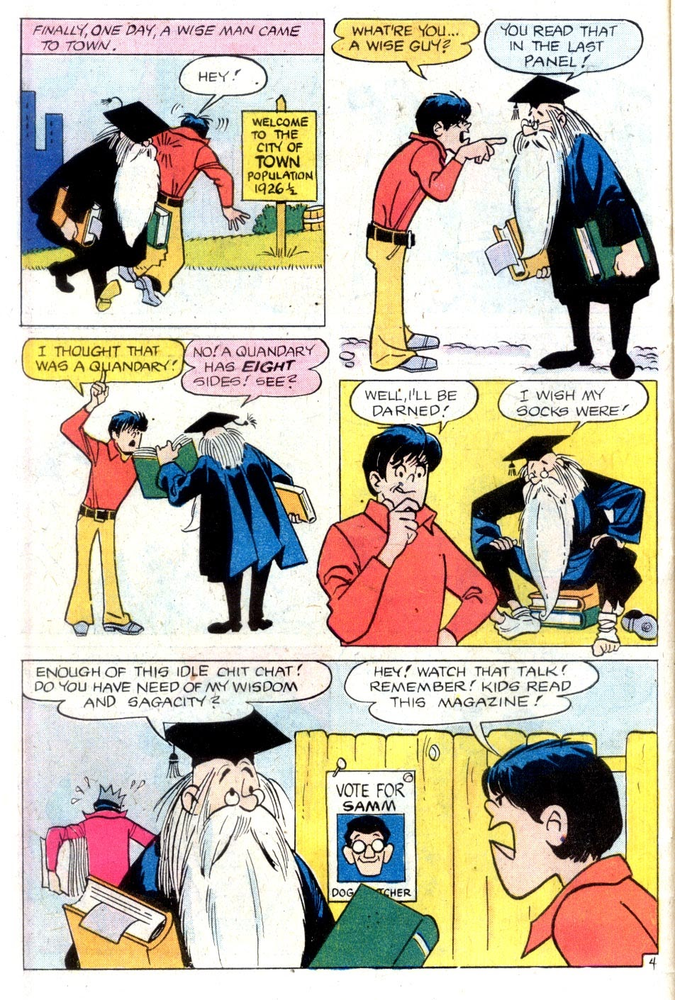 Read online Madhouse Comics comic -  Issue #110 - 6