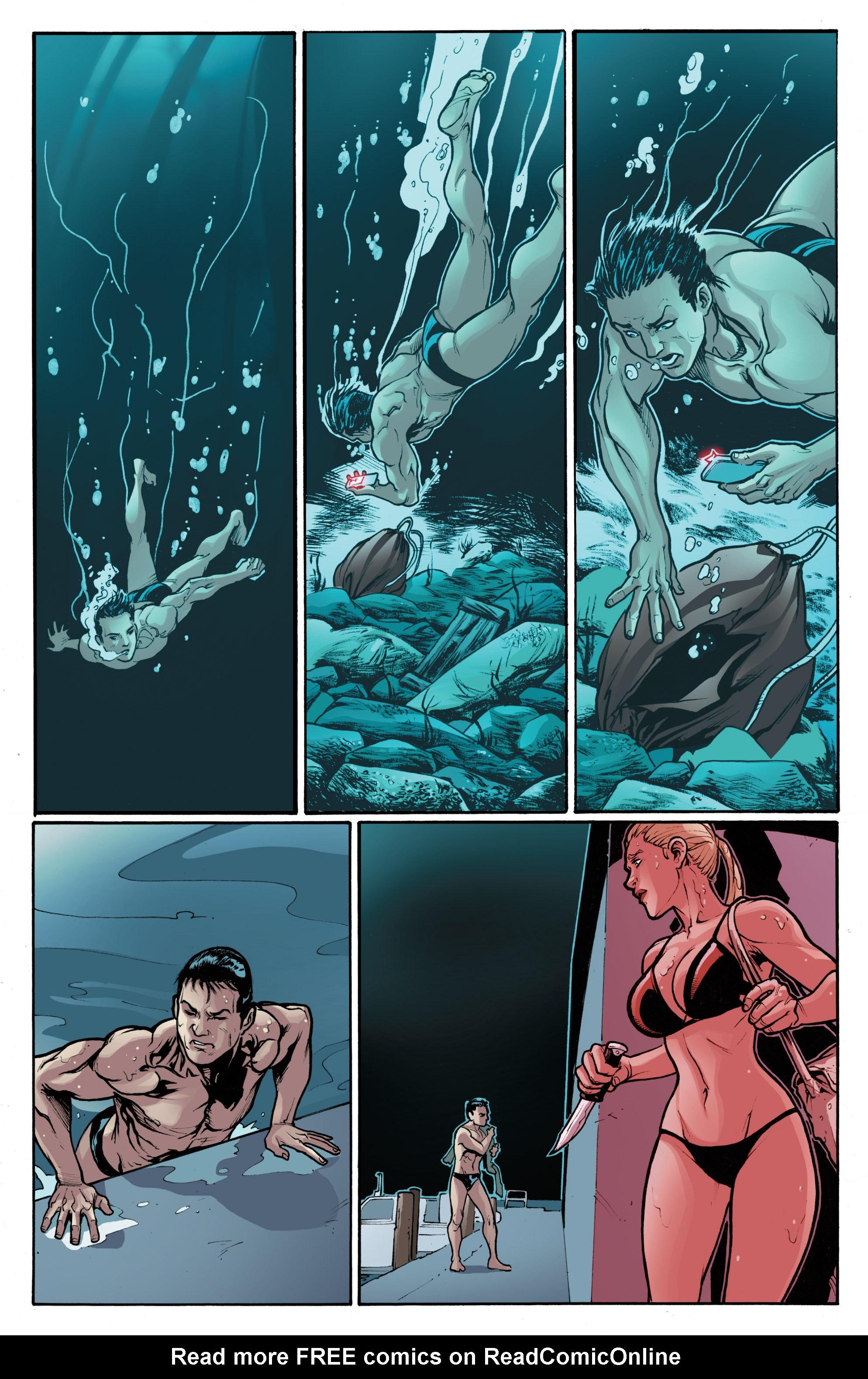 Read online 3 Guns comic -  Issue #2 - 23