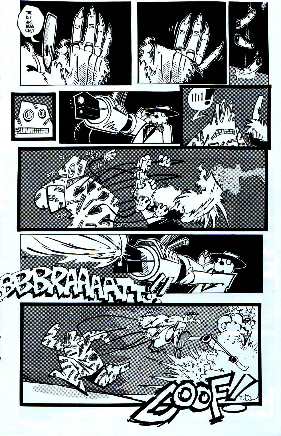 Read online Scud: The Disposable Assassin (1994) comic -  Issue #7 - 16