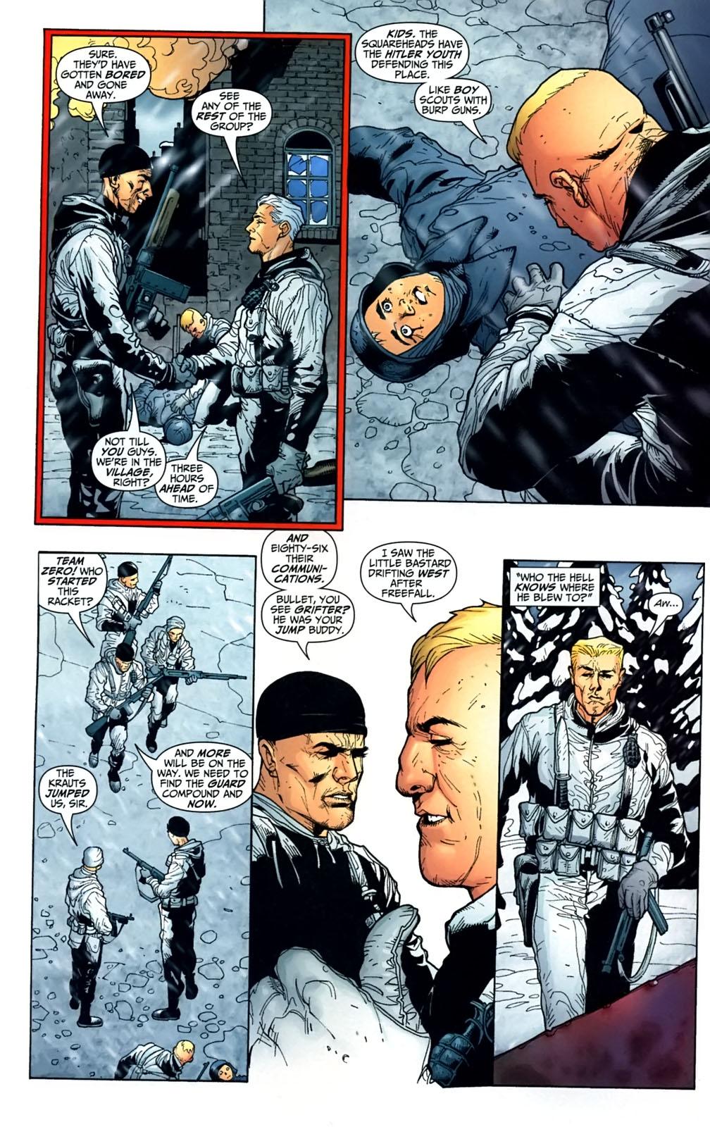 Read online Team Zero comic -  Issue #3 - 9