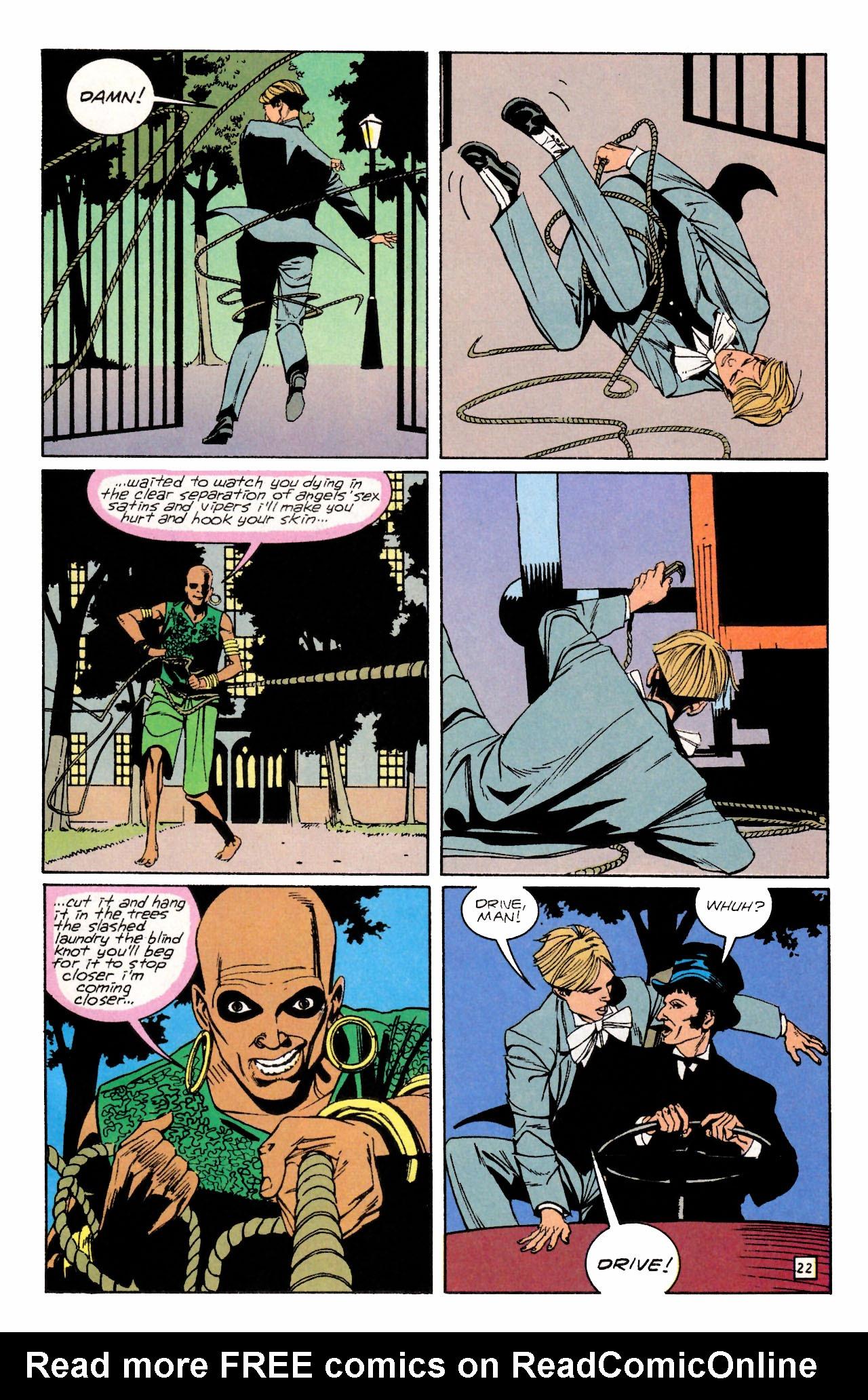 Read online Sebastian O comic -  Issue #3 - 27