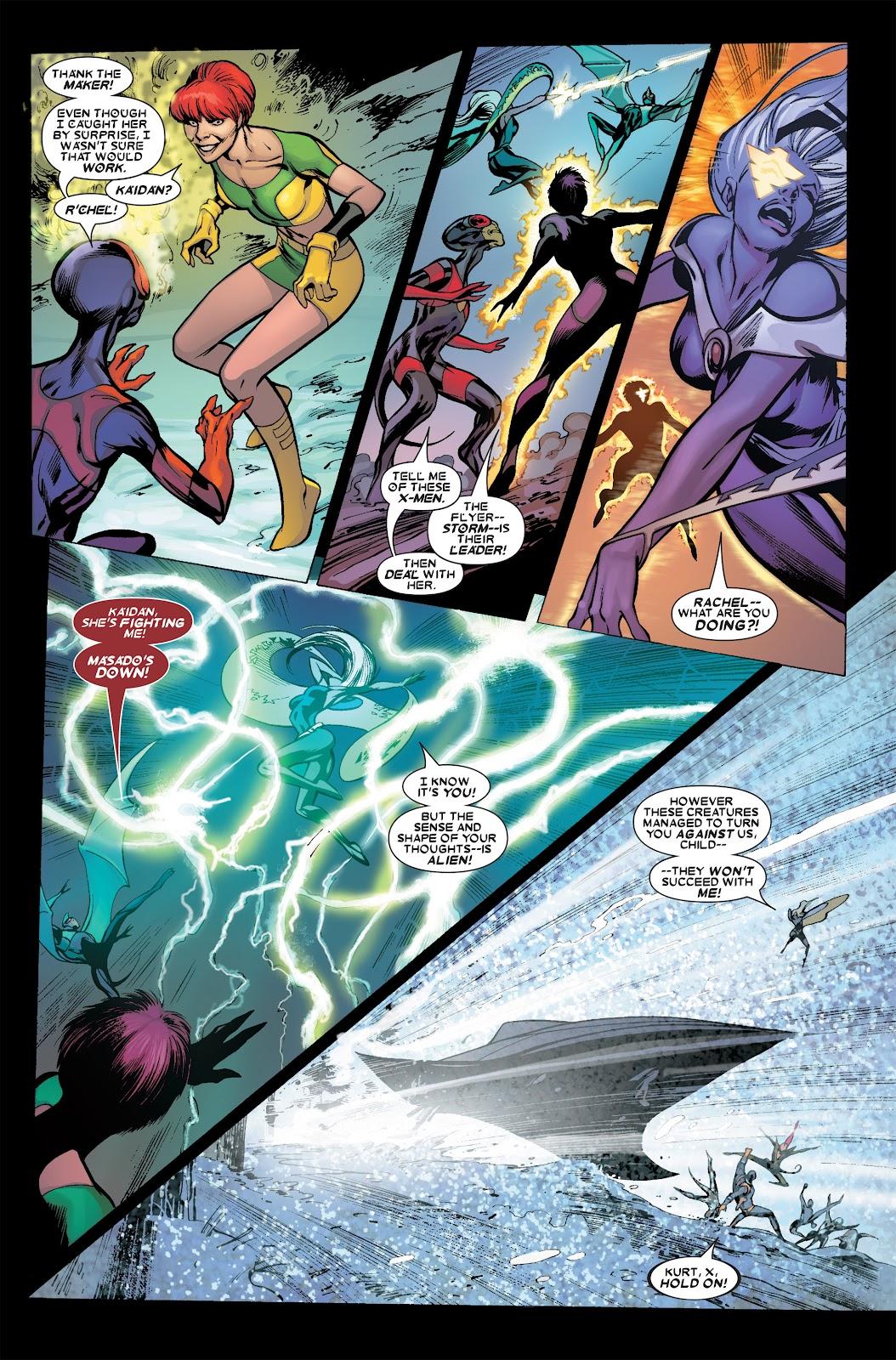 Uncanny X-Men (1963) issue 456 - Page 15