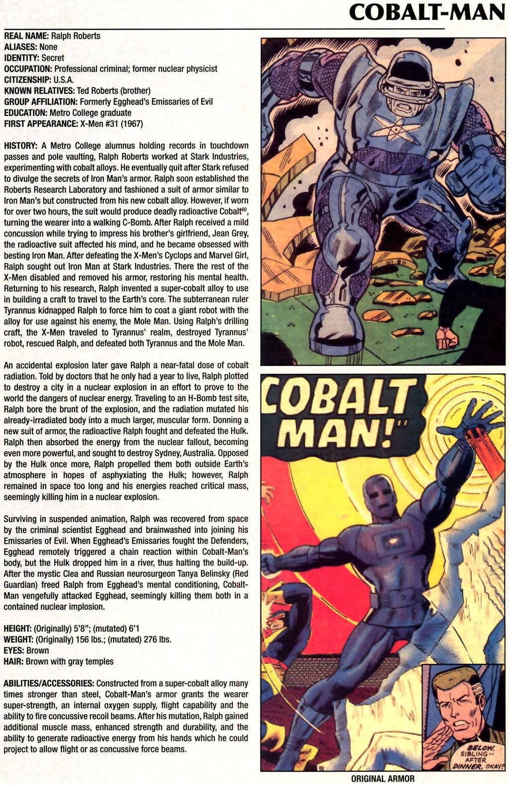 Read online Marvel Legacy: The 1970's Handbook comic -  Issue # Full - 9