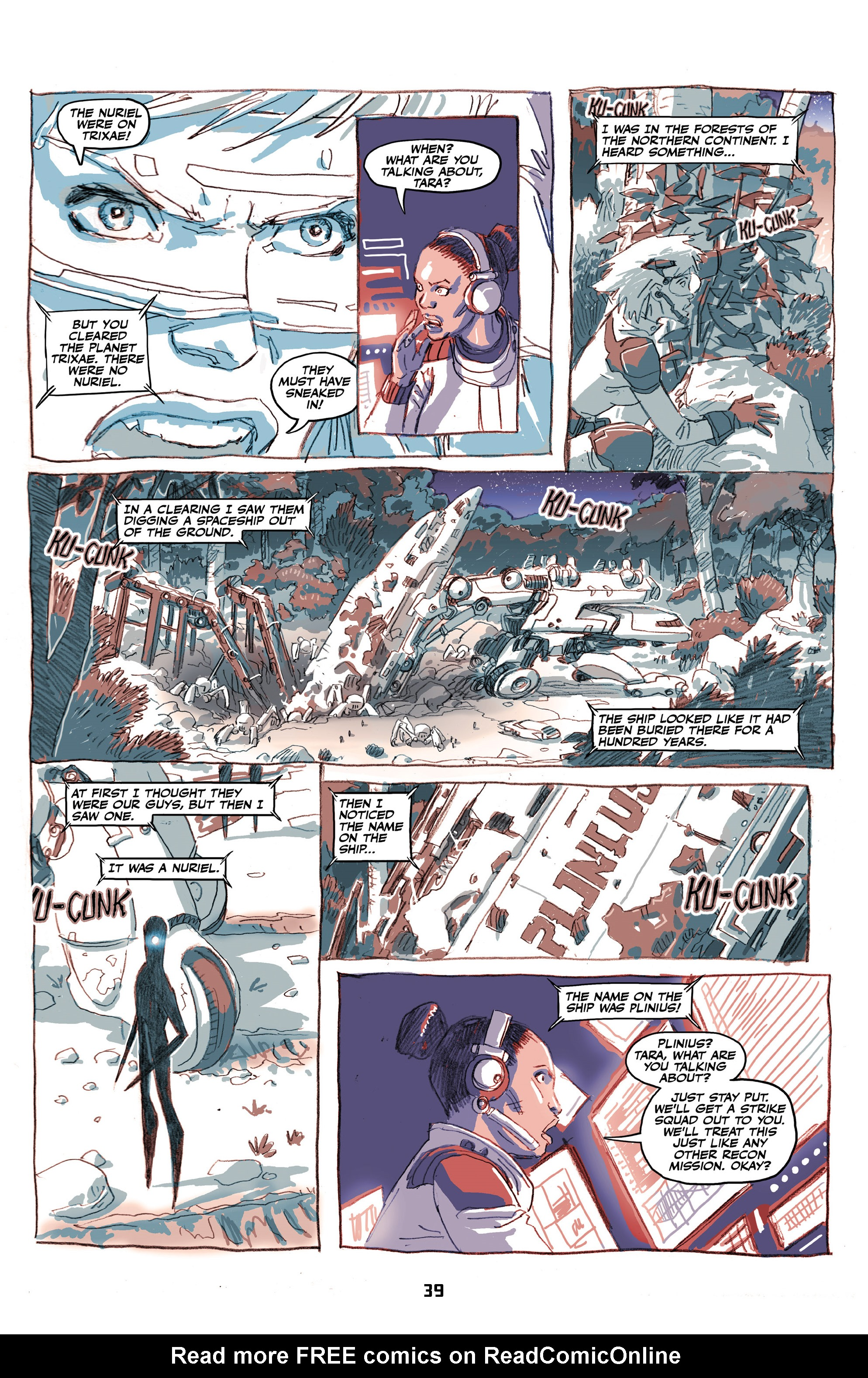 Read online Paklis comic -  Issue #1 - 40