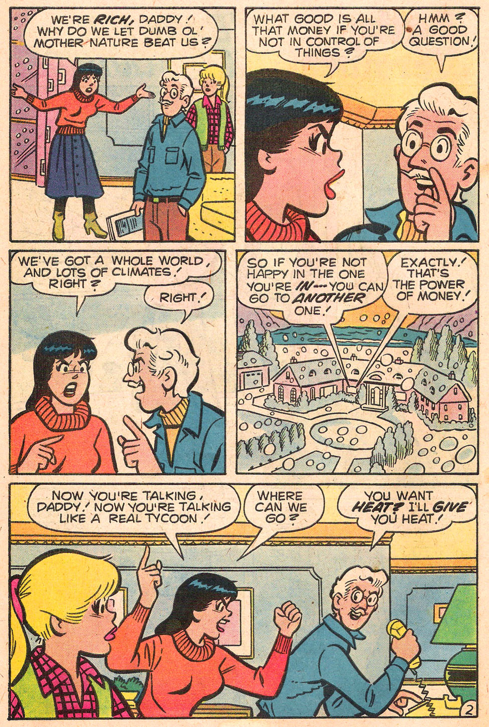 Read online Archie's Girls Betty and Veronica comic -  Issue #280 - 30