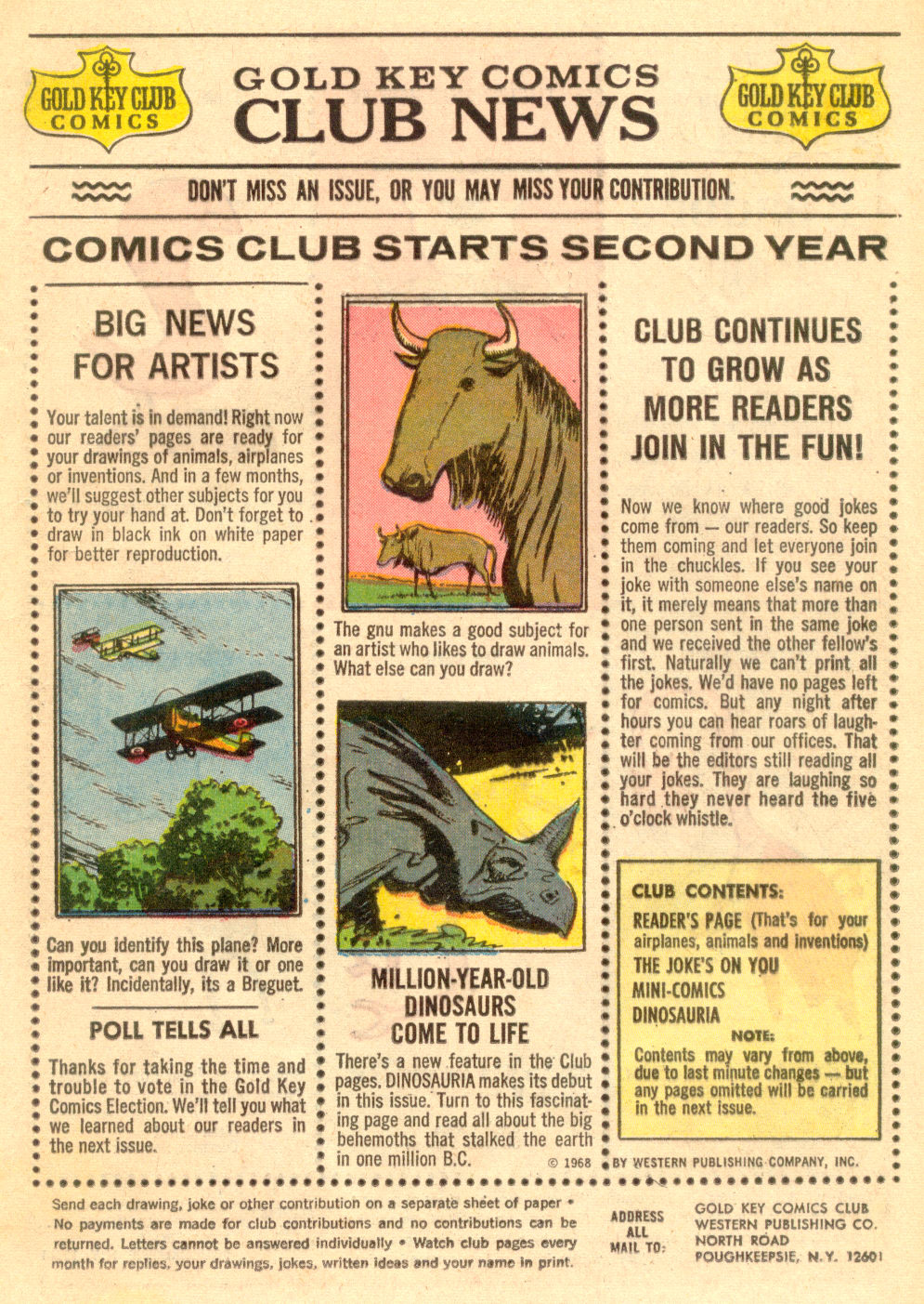 Walt Disney's Comics and Stories issue 330 - Page 17