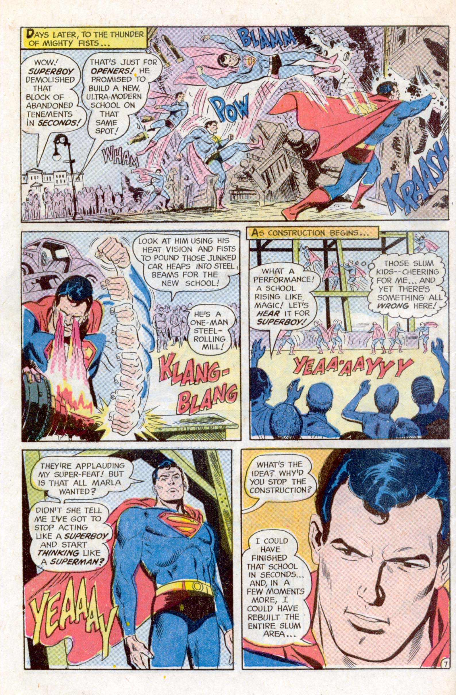 Read online Action Comics (1938) comic -  Issue #393 - 31